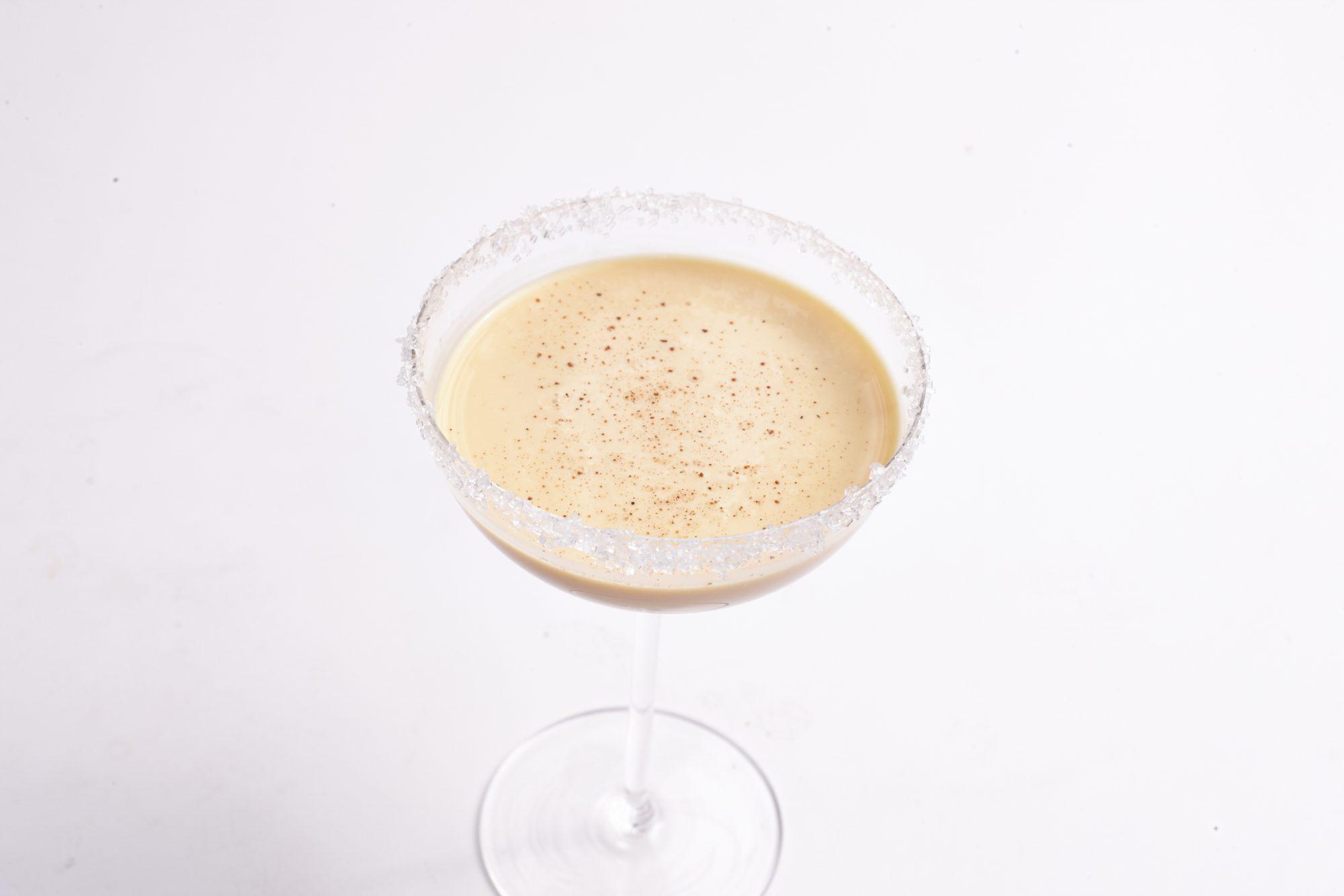 mr-Eggnog Cocktail Image