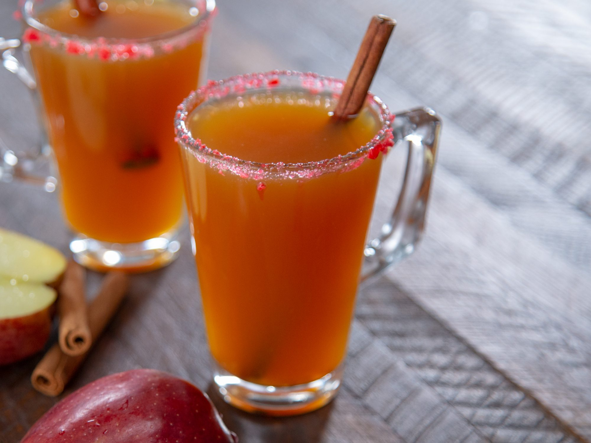 Cinnamon Hot Toddy