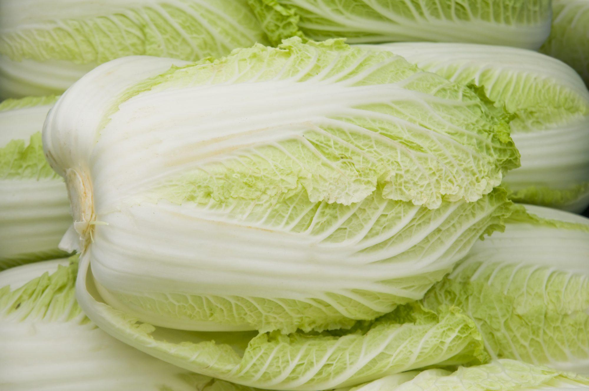 Napa Cabbage Getty 12/20/19
