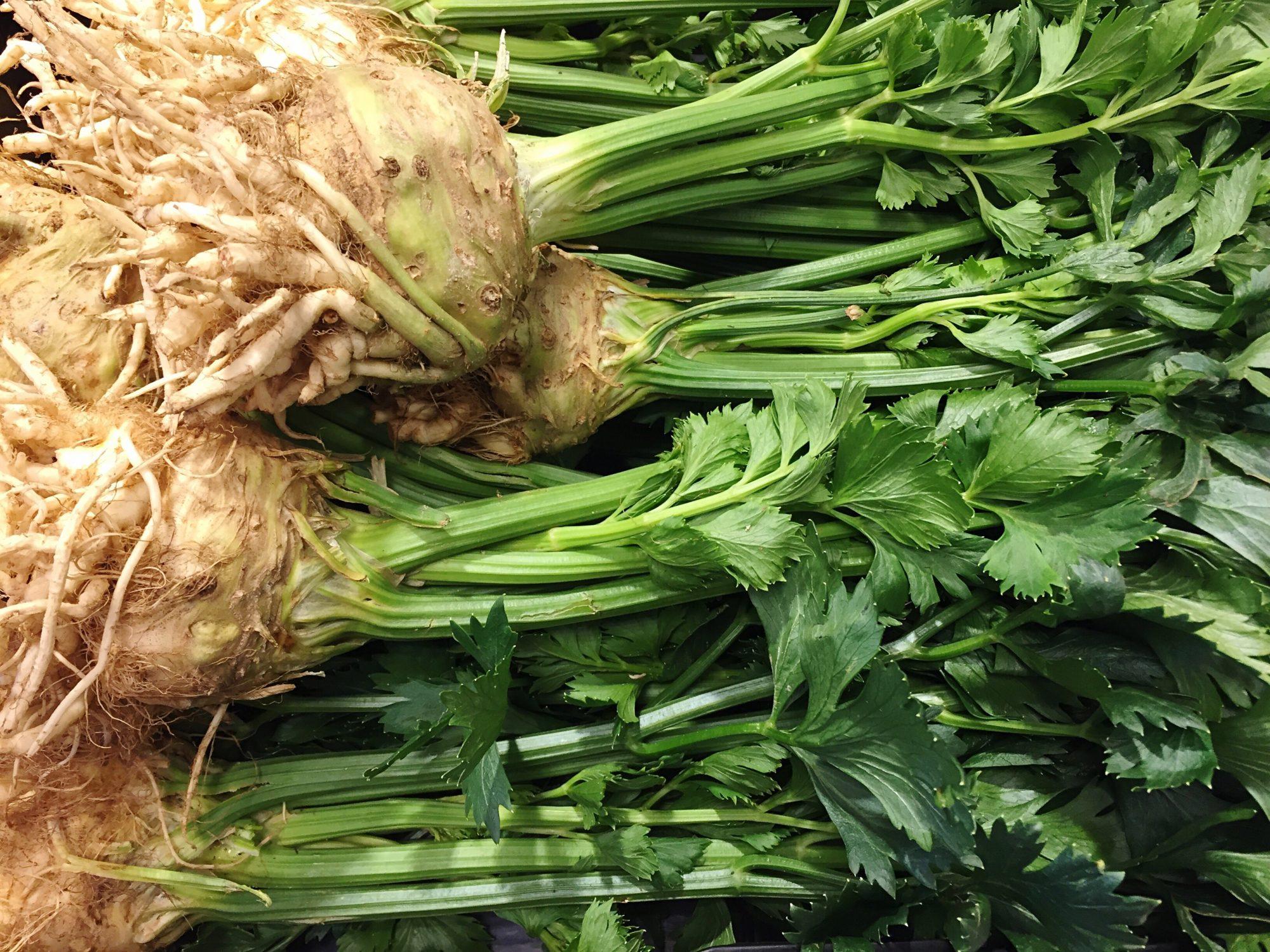Celeriac with Stalks Getty 11/26/19
