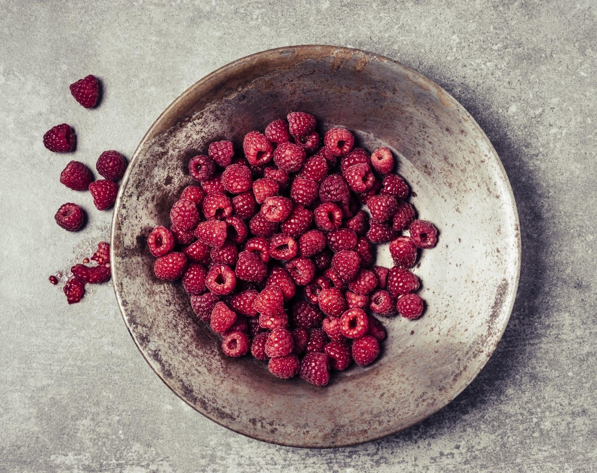 Raspberries Getty 1/14/20