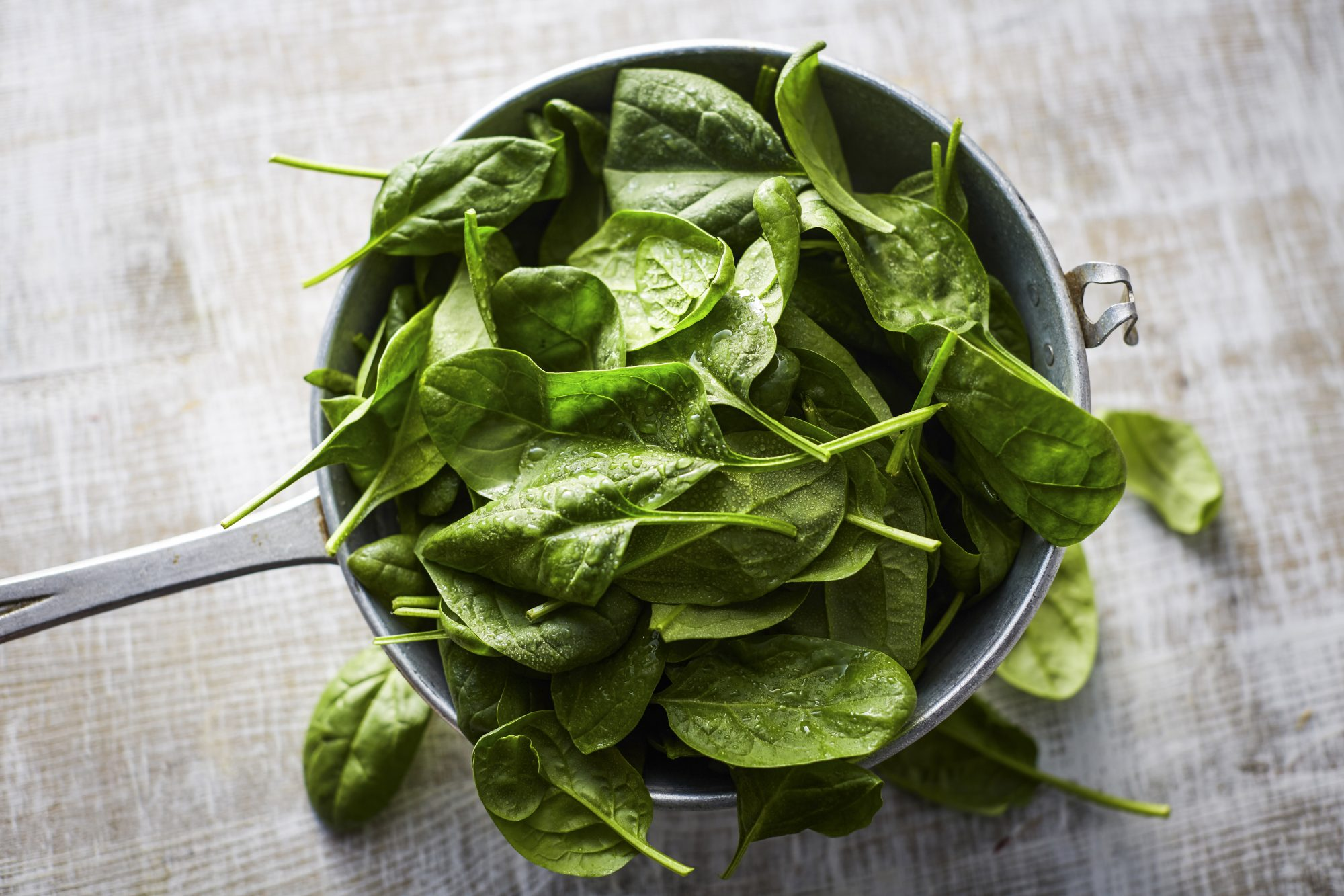 Spinach Getty 1/21/20