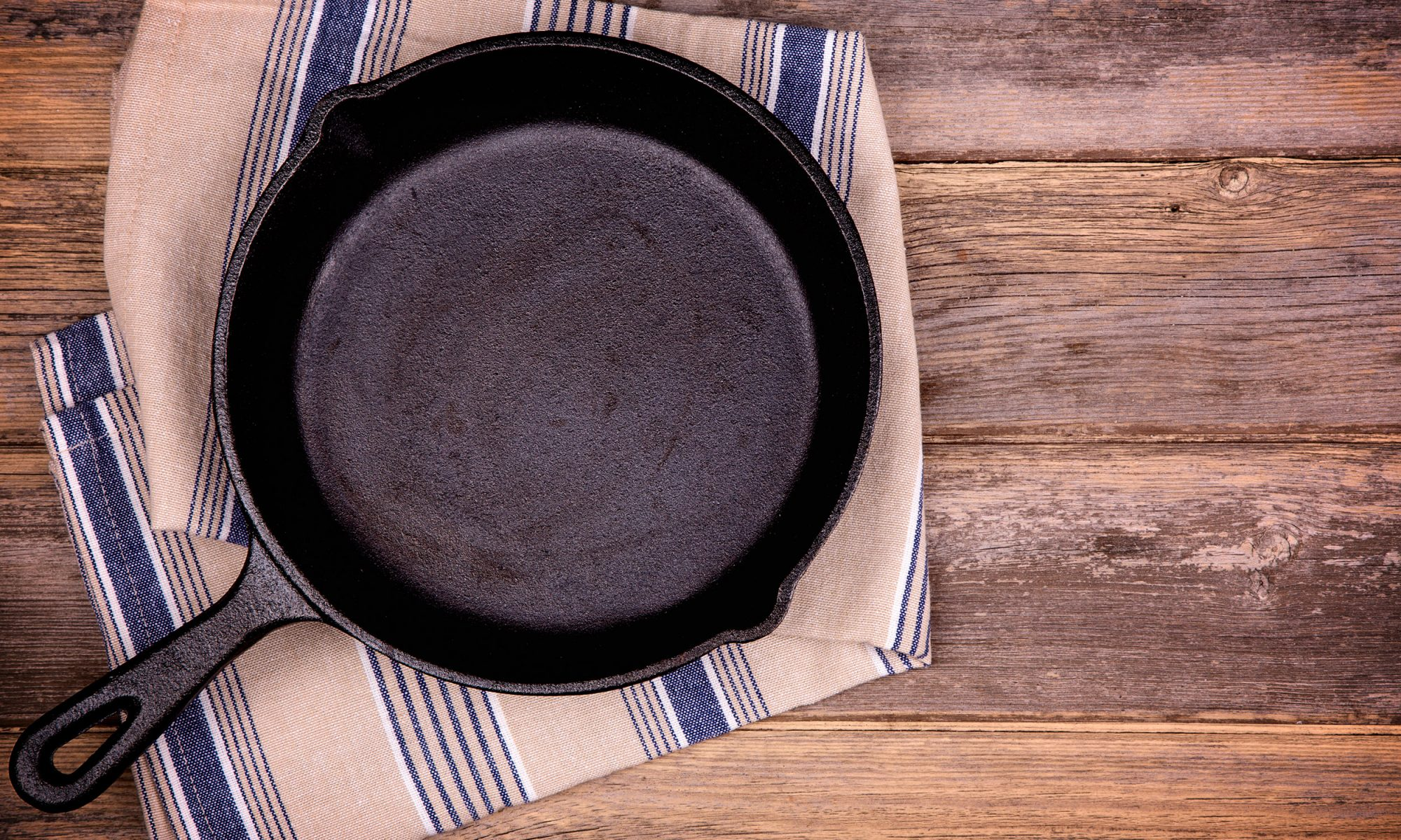 EC: 5 Tips for Buying a Cast-Iron Skillet