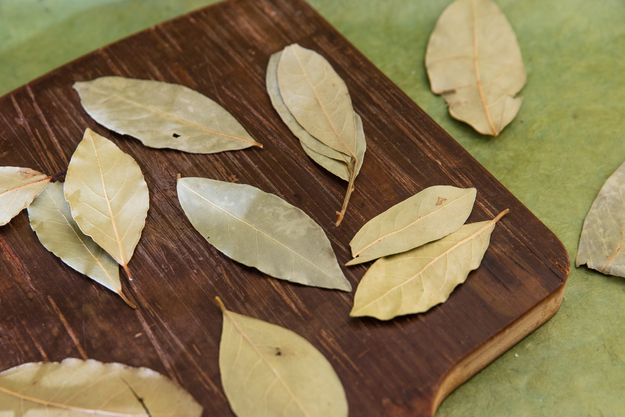 Dried Bay Leaves Getty 1/27/20