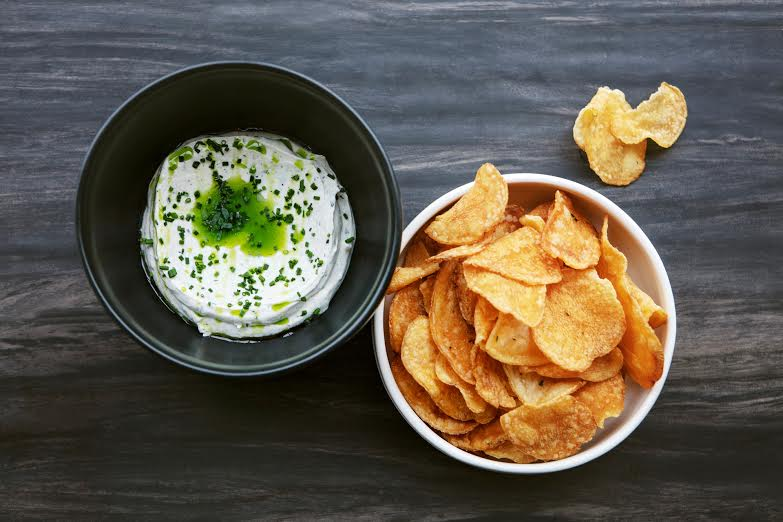 Cinder House - Charred Onion Dip