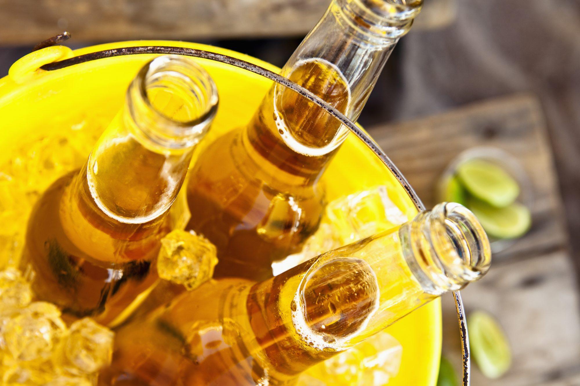 Beer Bucket Getty 1/28/20
