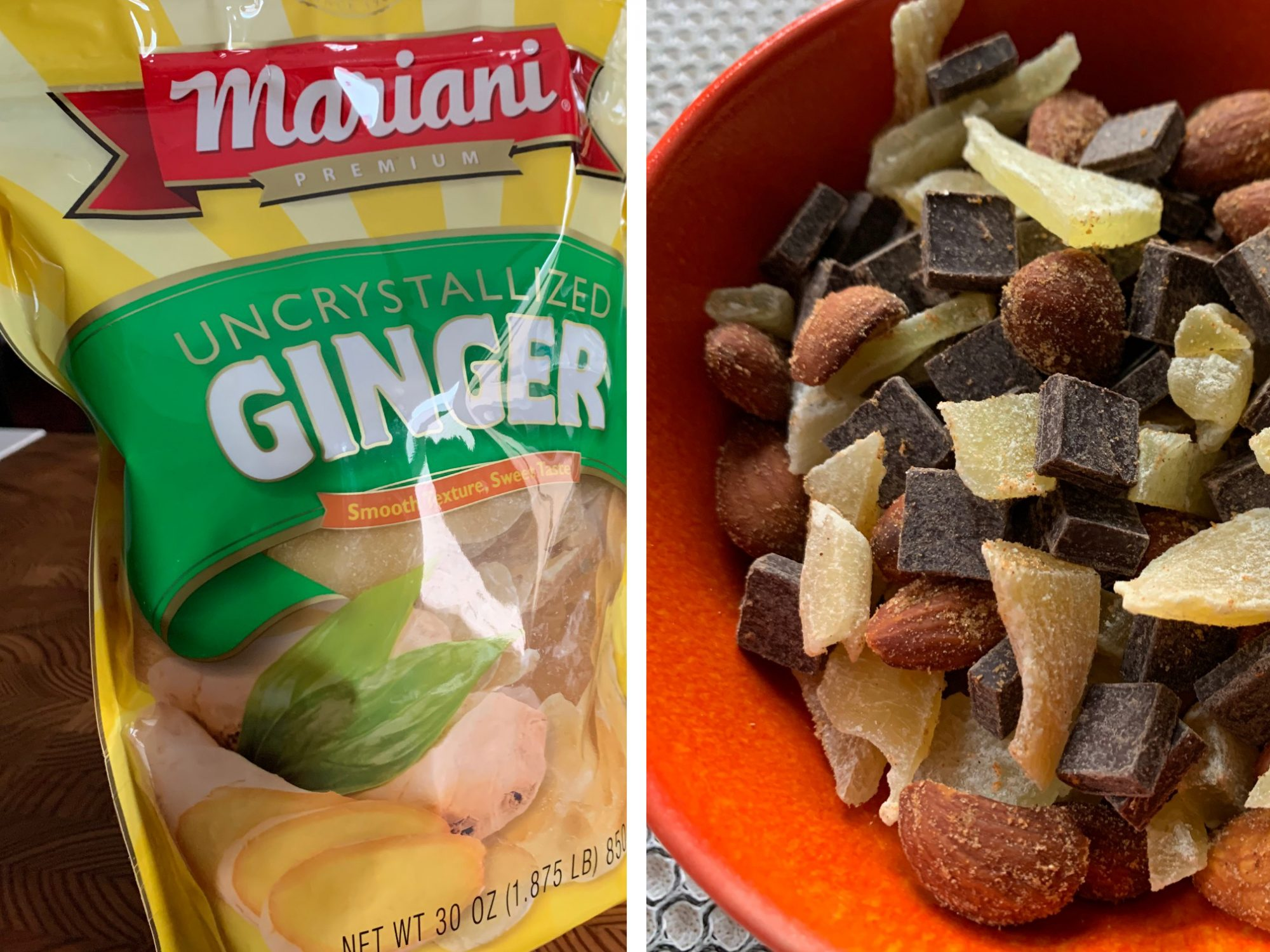 Mariani Uncrystalized Ginger