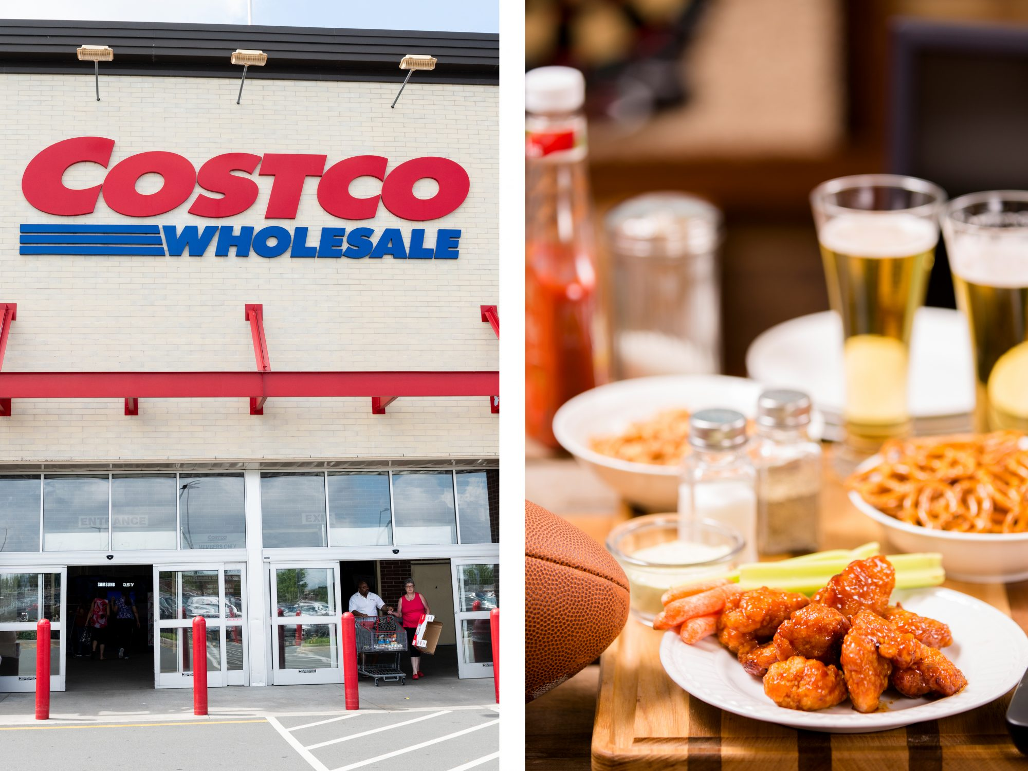 What to buy at Costco for the Super Bowl