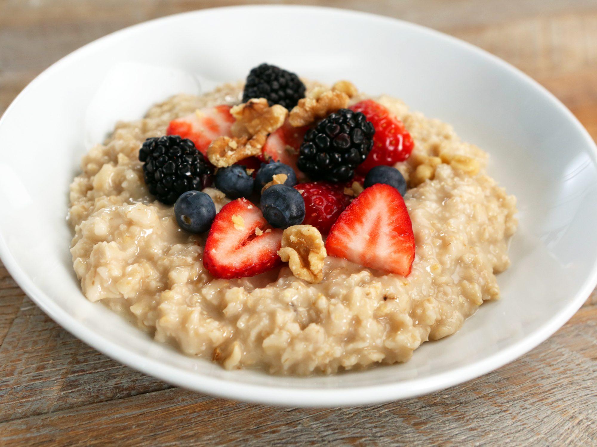 Microwave Oatmeal image