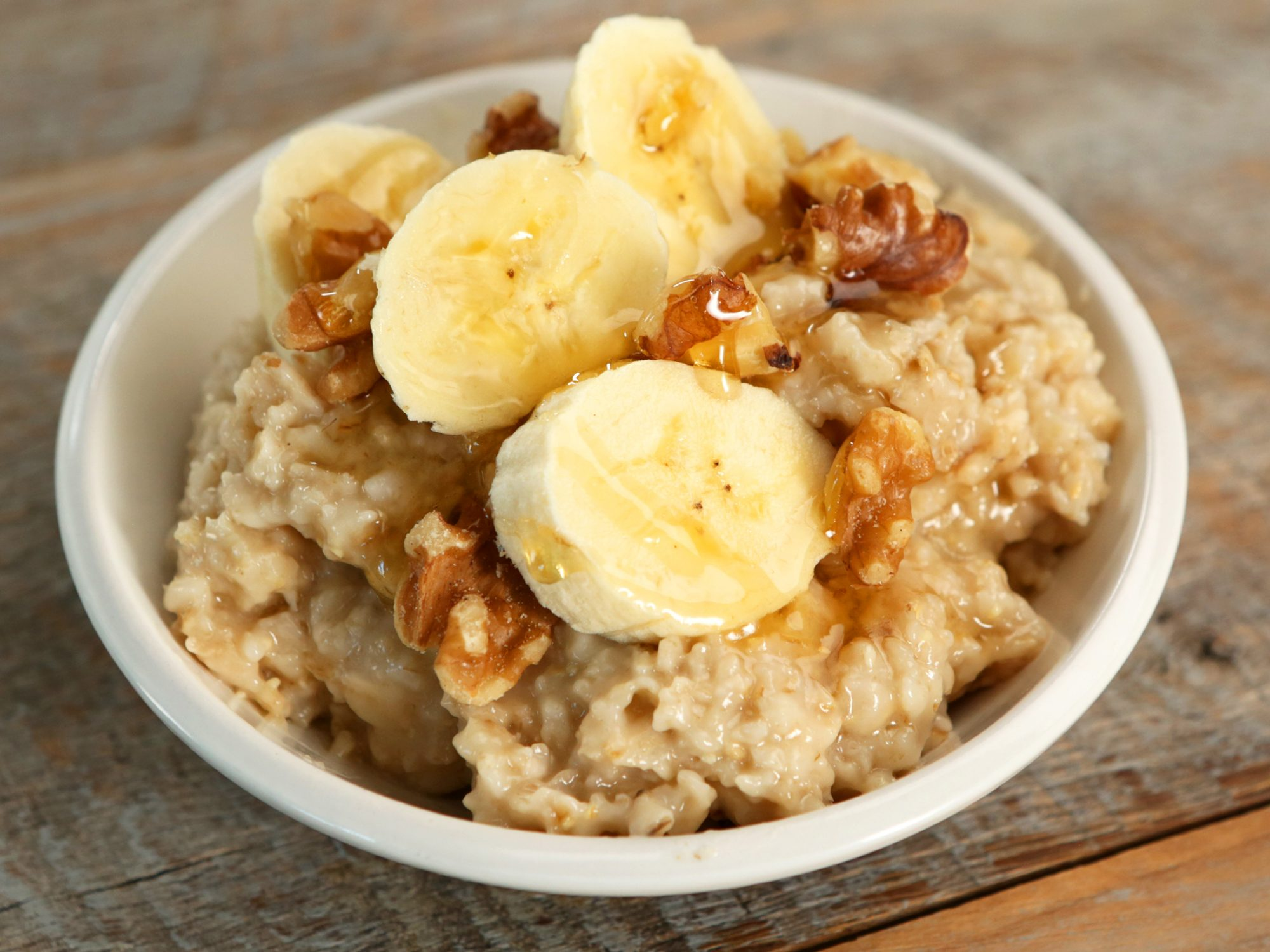 Classic Stovetop Oatmeal image