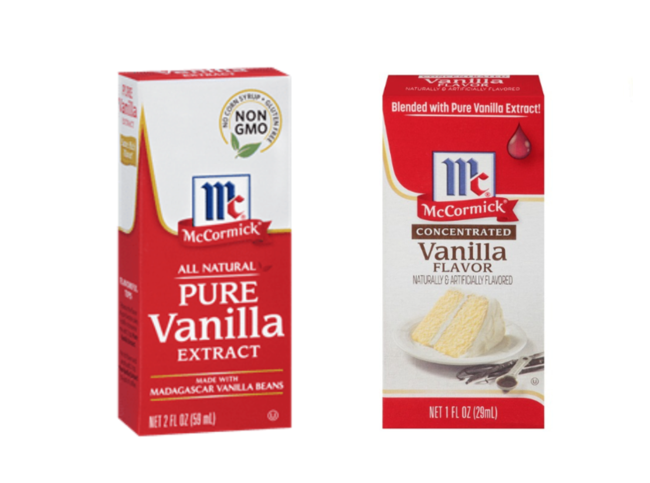 Vanilla vs Vanilla