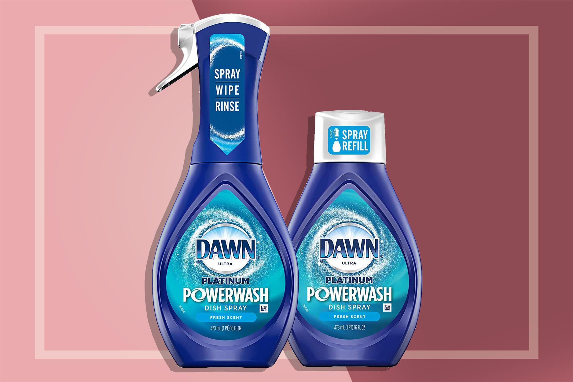 Dawn Platinum Powerwash Dish Spray, Dish Soap