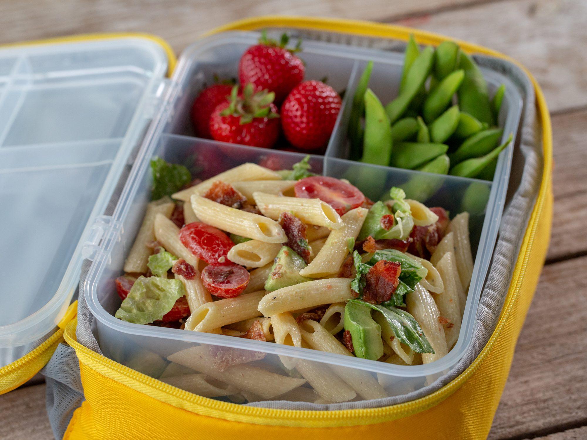 BLT Pasta Salad image