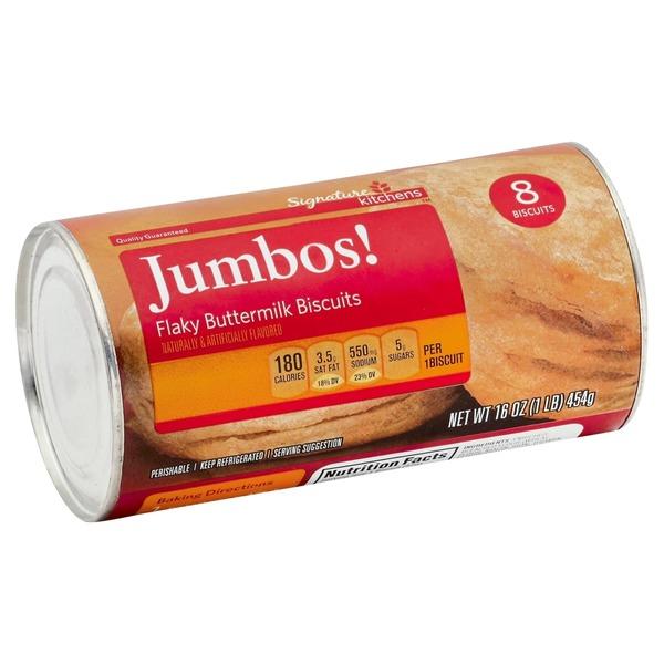 Safeway Jumbo Biscuits