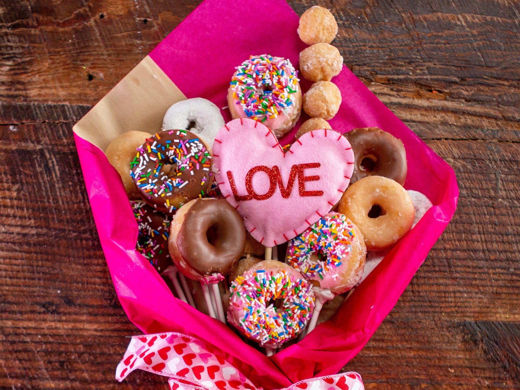 Donut Bouquet image