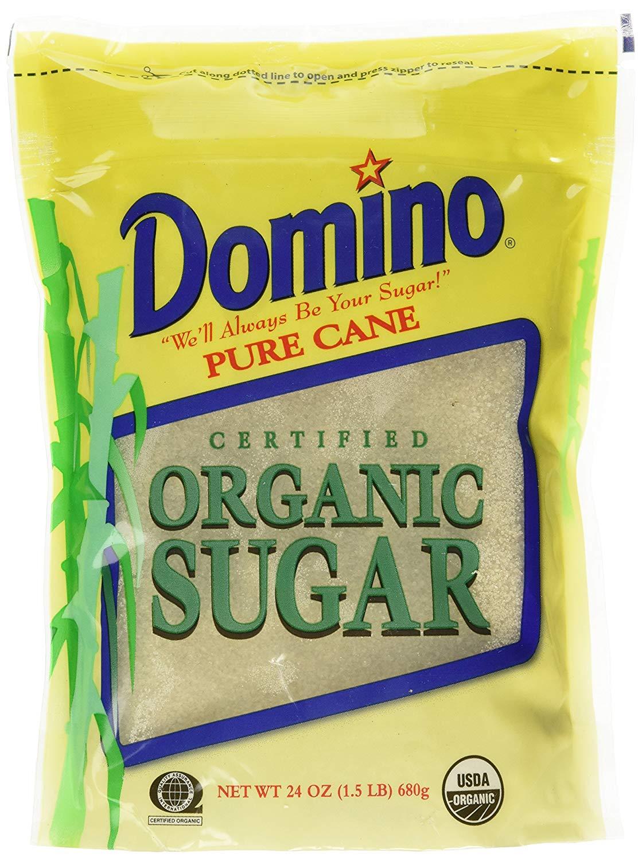 Domino Pure Cane Organic Sugar