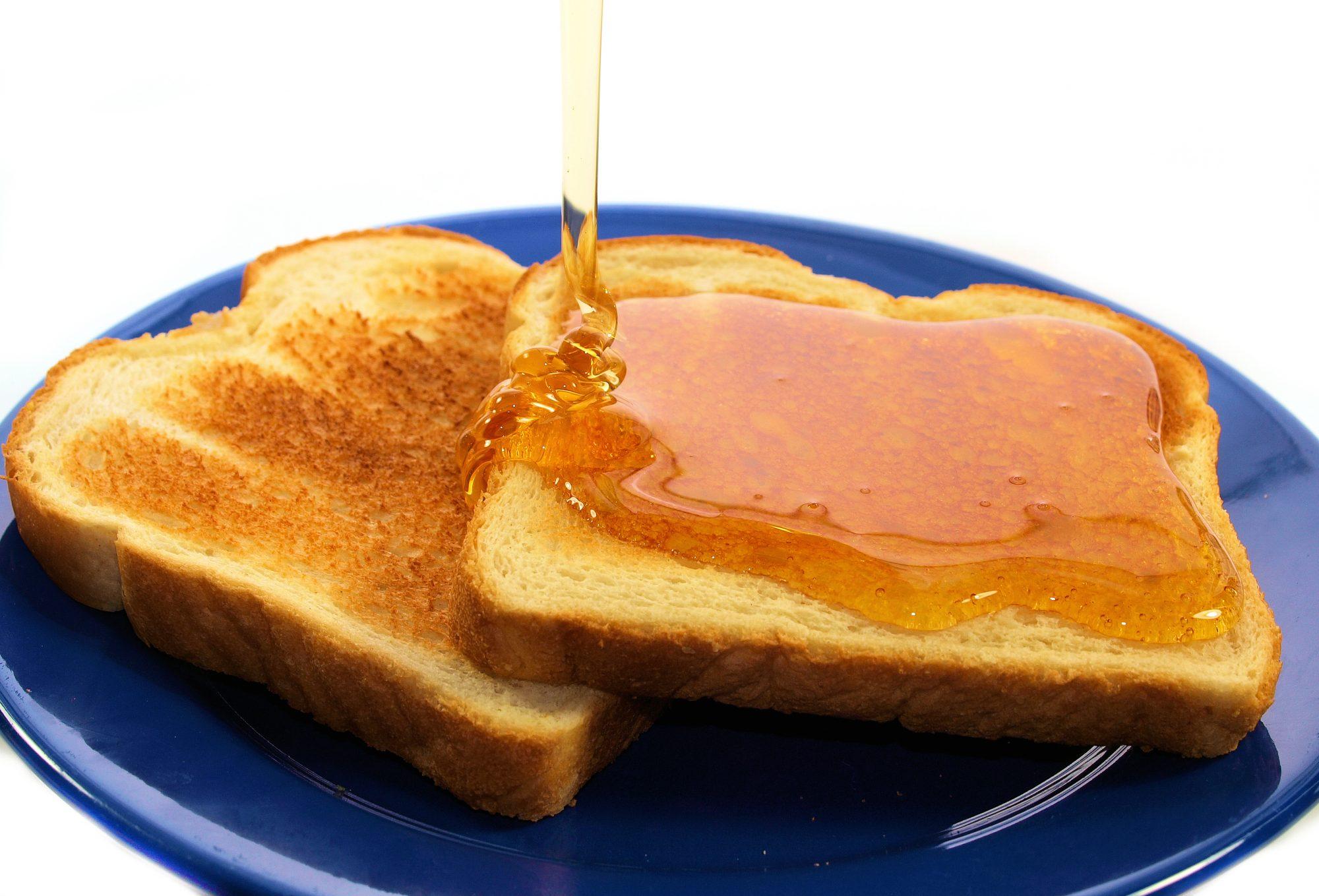 Getty 2/6/20 Honey Toast