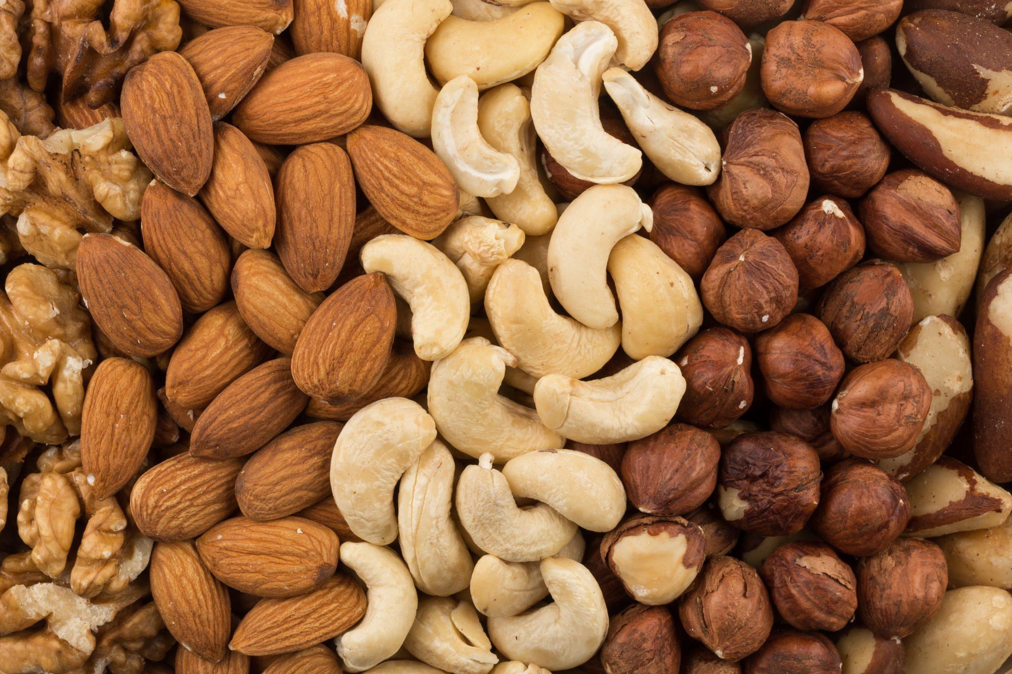 Getty 2/6/20 Nuts