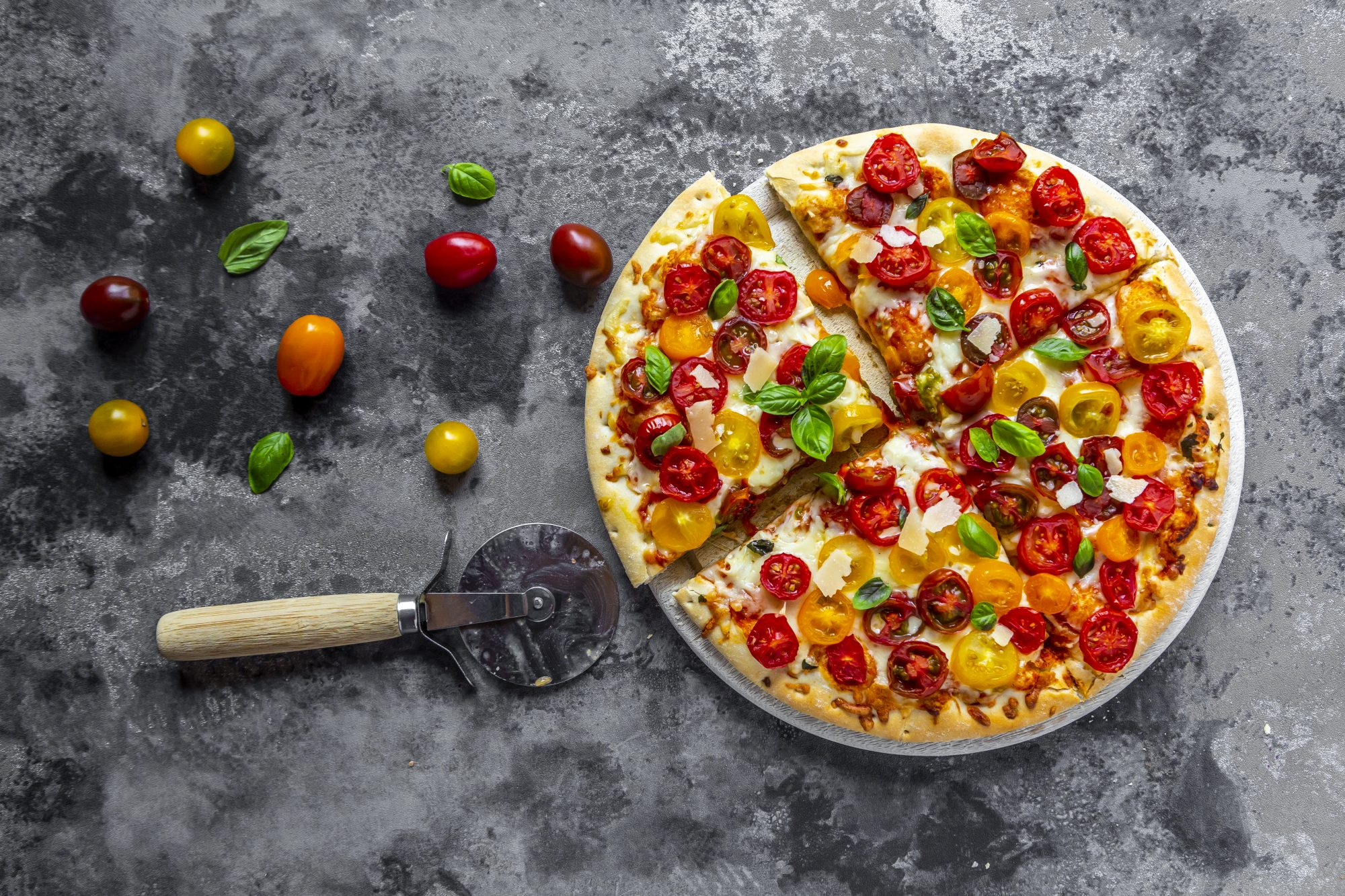 Getty 2/6/20 Pizza