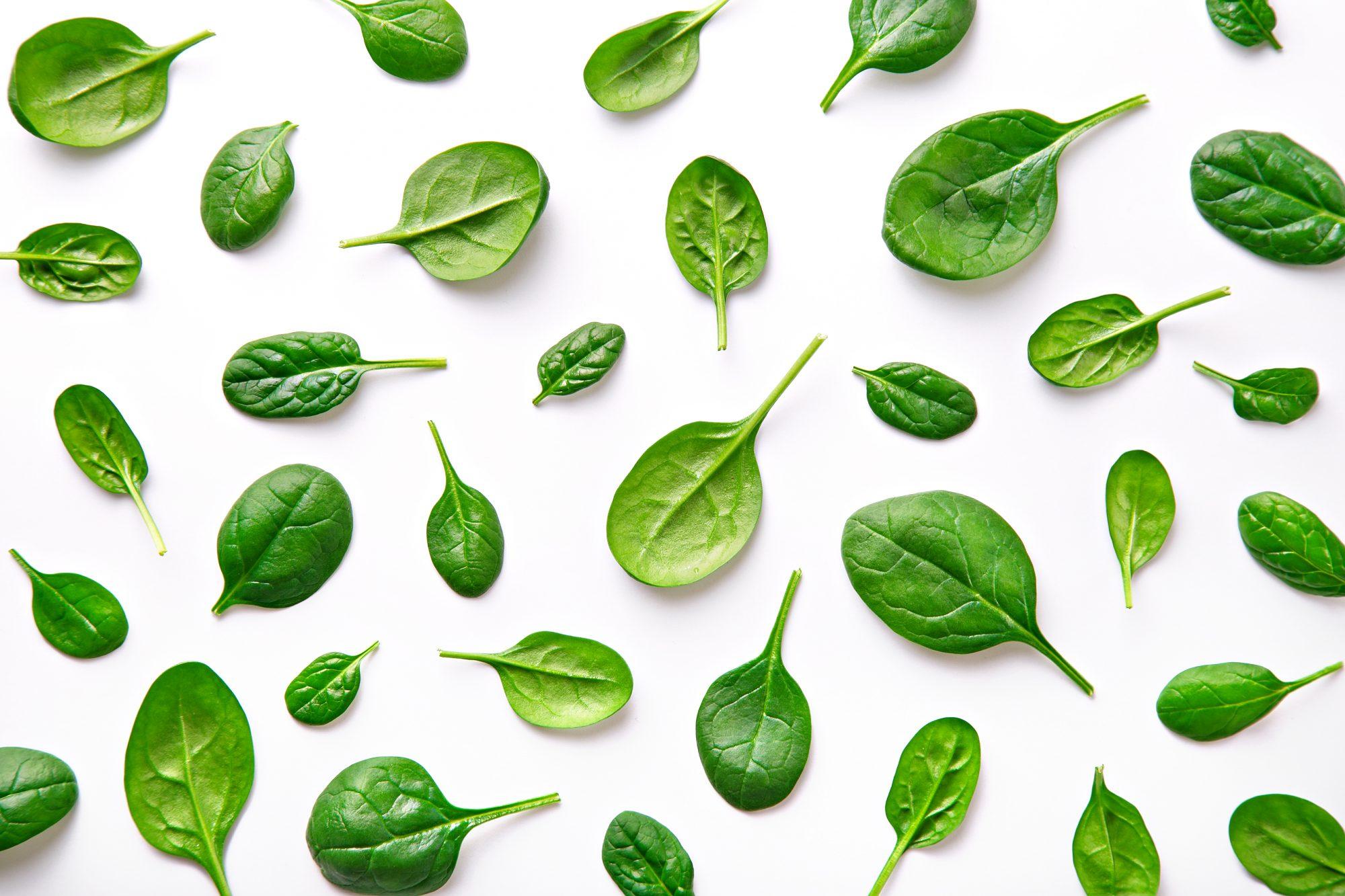 Getty 2/6/20 Spinach