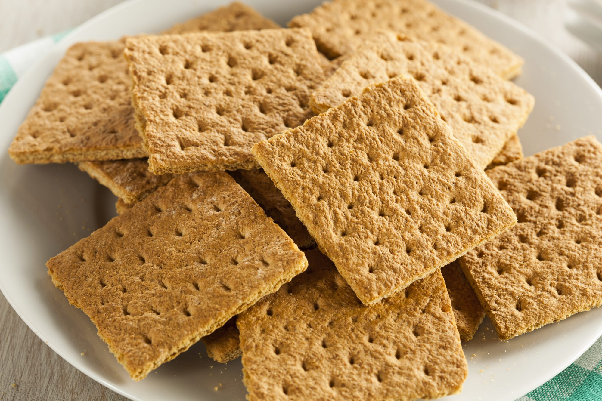 Graham crackers Getty 2/7/20