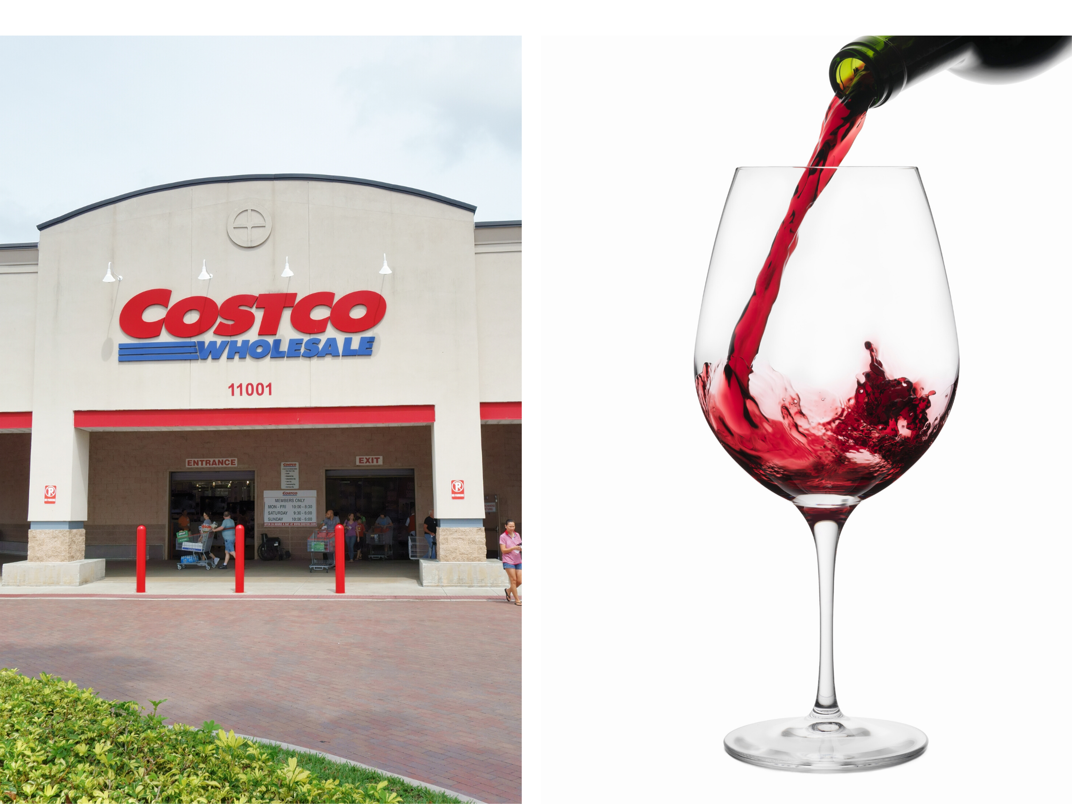 Costco Wine Guide header