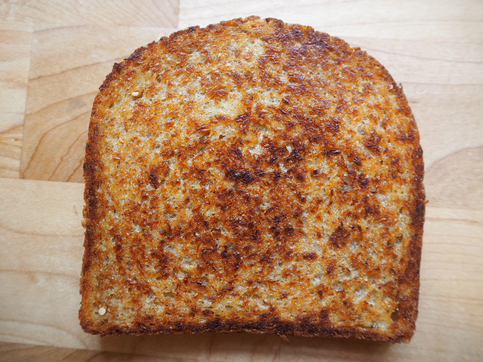 ghee grilled cheese