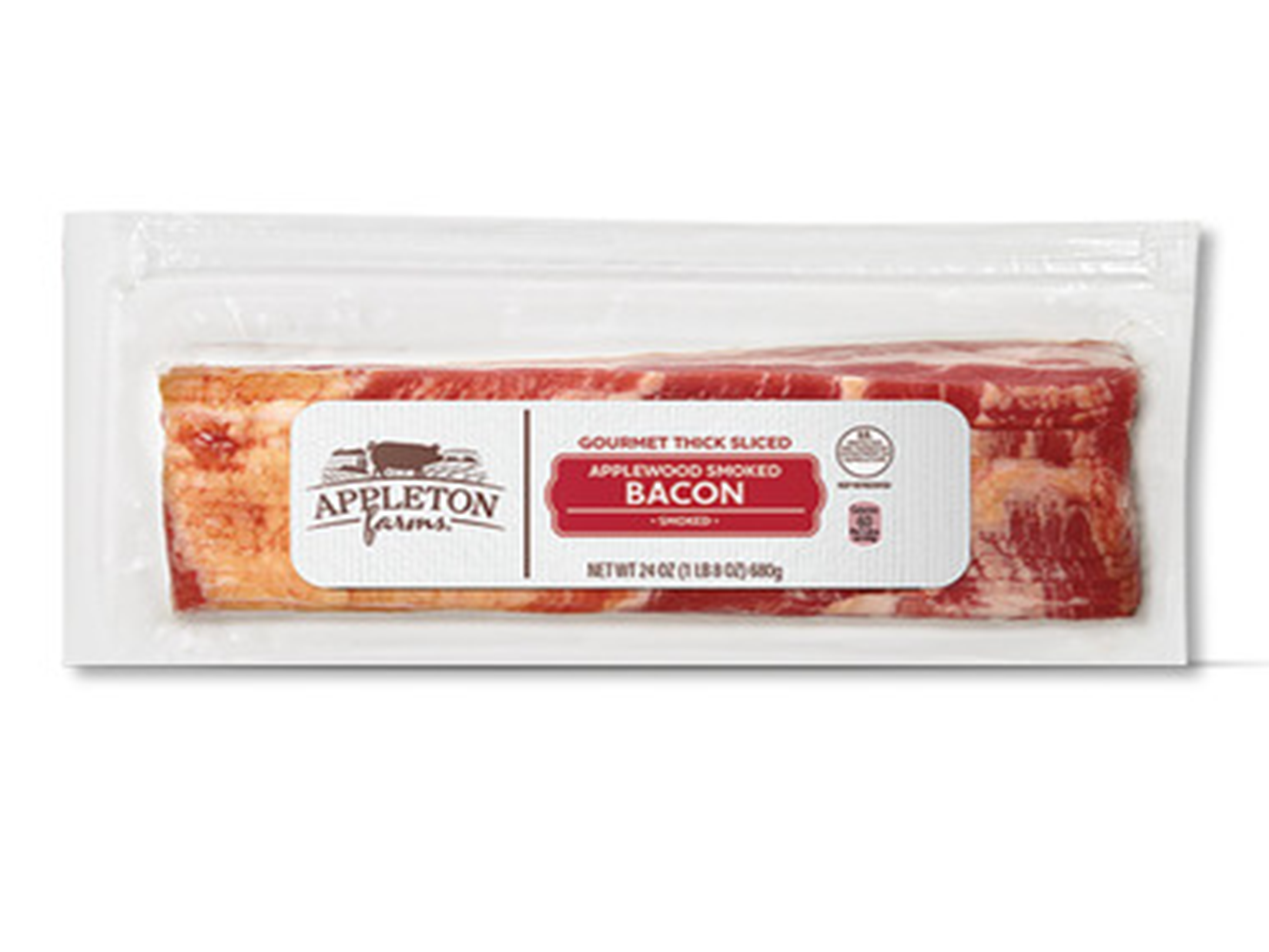 Favorite Meat: Appleton Farms Thick Sliced Flavored Bacon