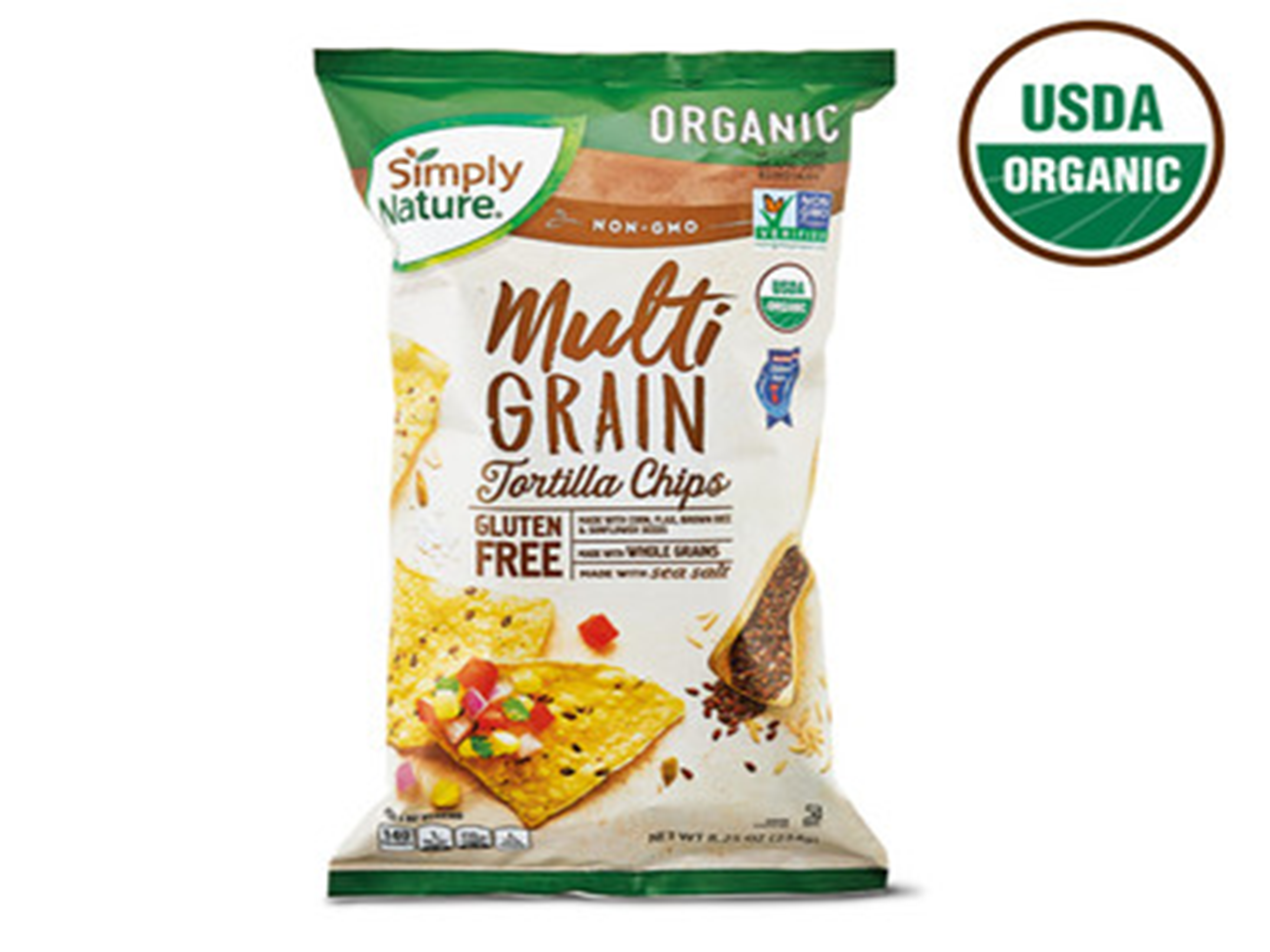 Favorite Snack: Simply Nature Organic Tortilla Chips