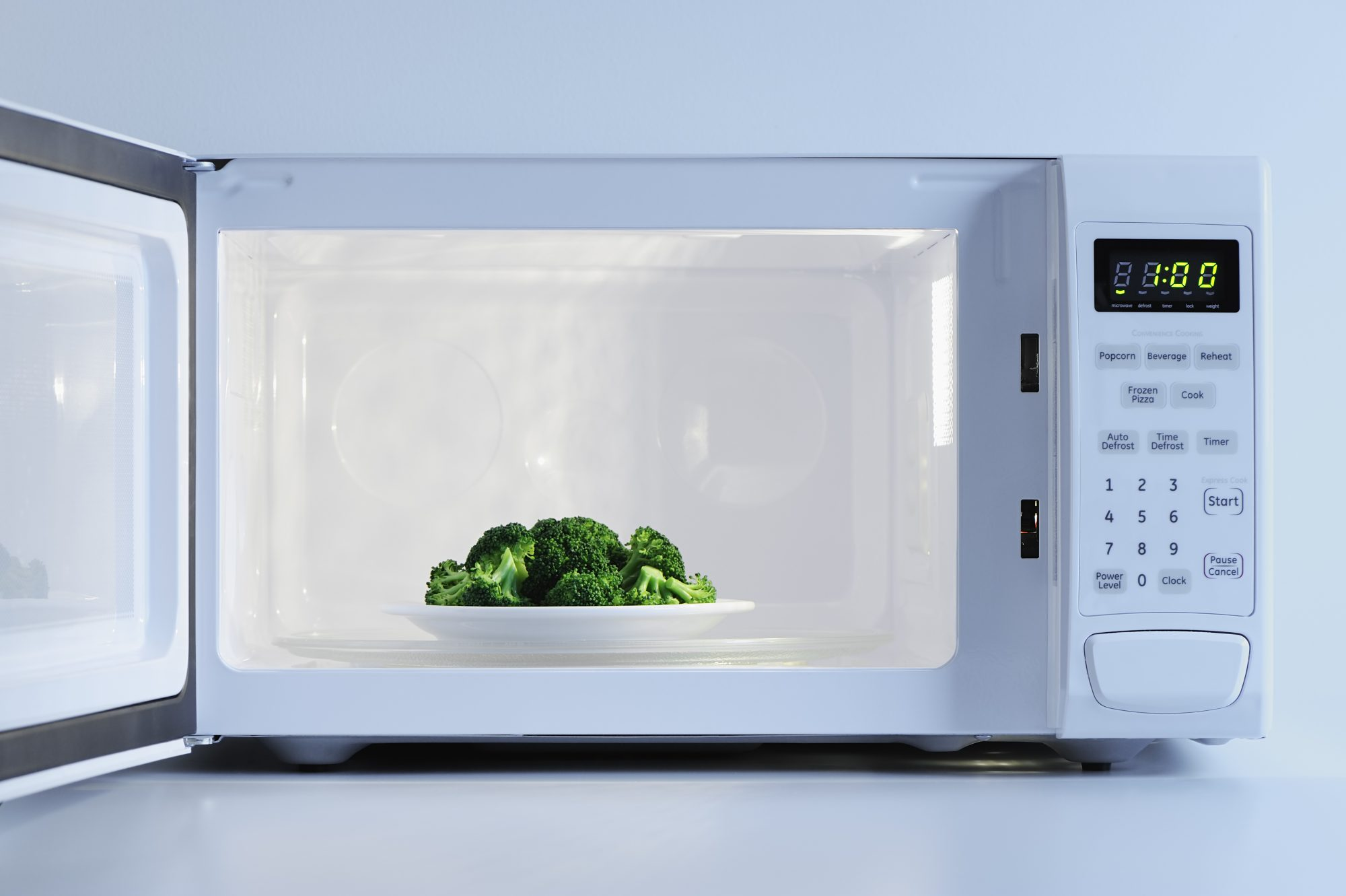 022520_Getty Broccoli in the Microwave
