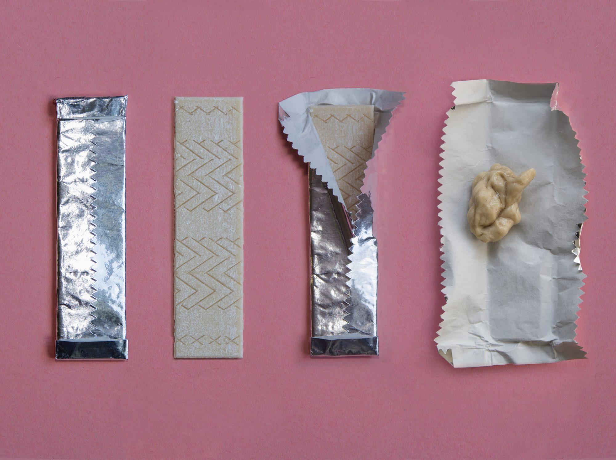 Gum in wrapper getty 3/2/20