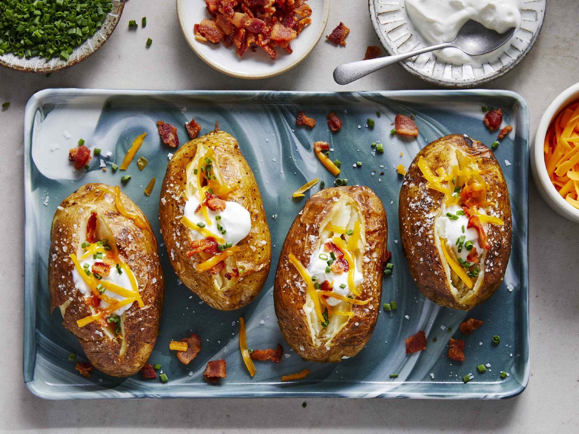 mr - Instant Pot Baked Potatoes Image