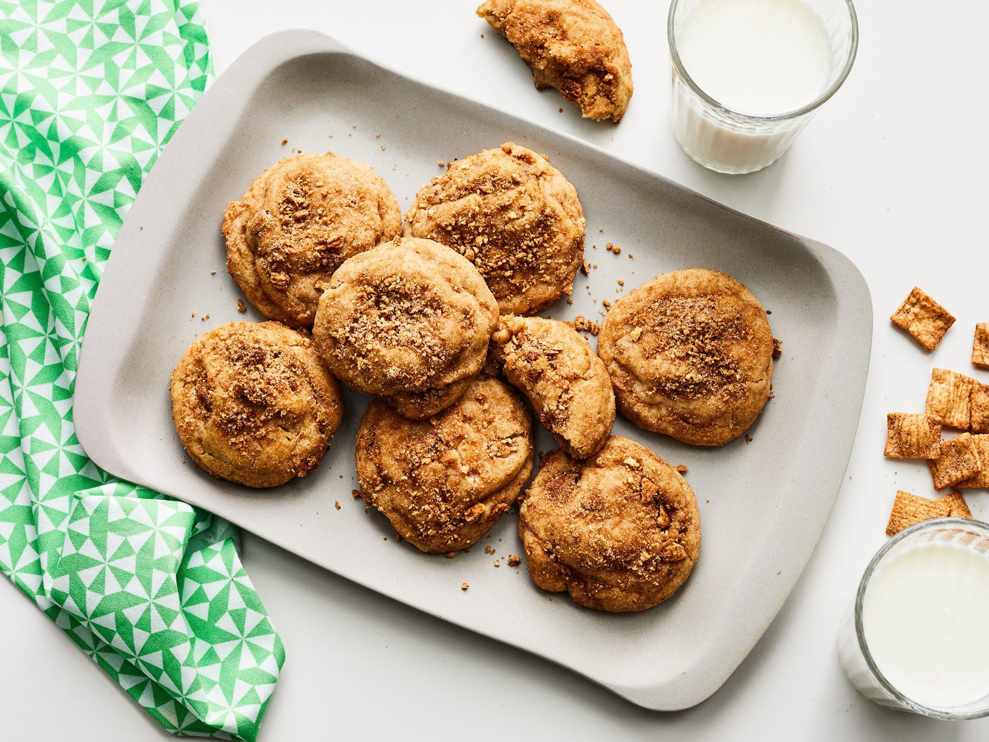 Cinnamon Toast Crunch Snickerdoodles image