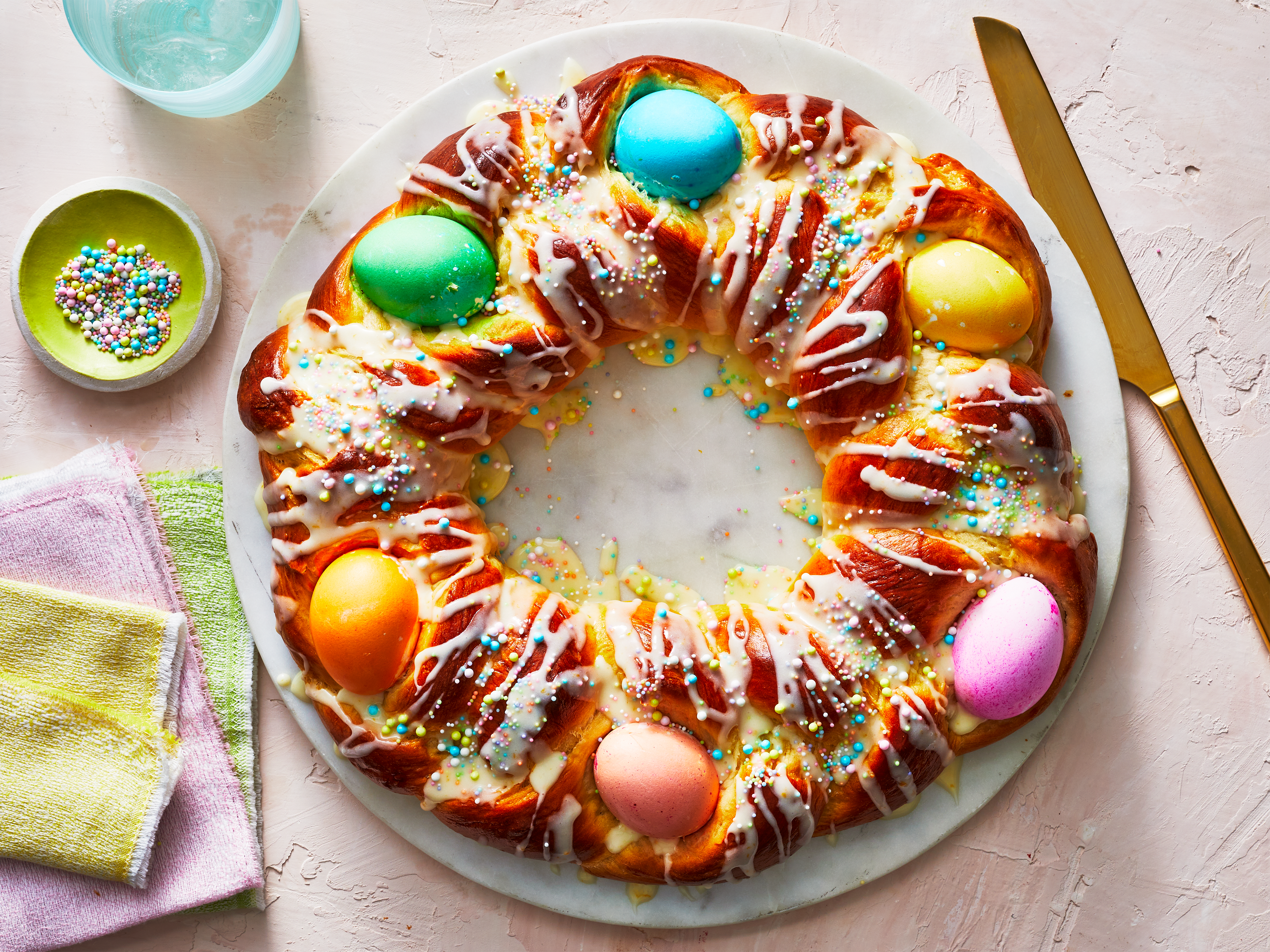 mr - Italian Easter Bread Image