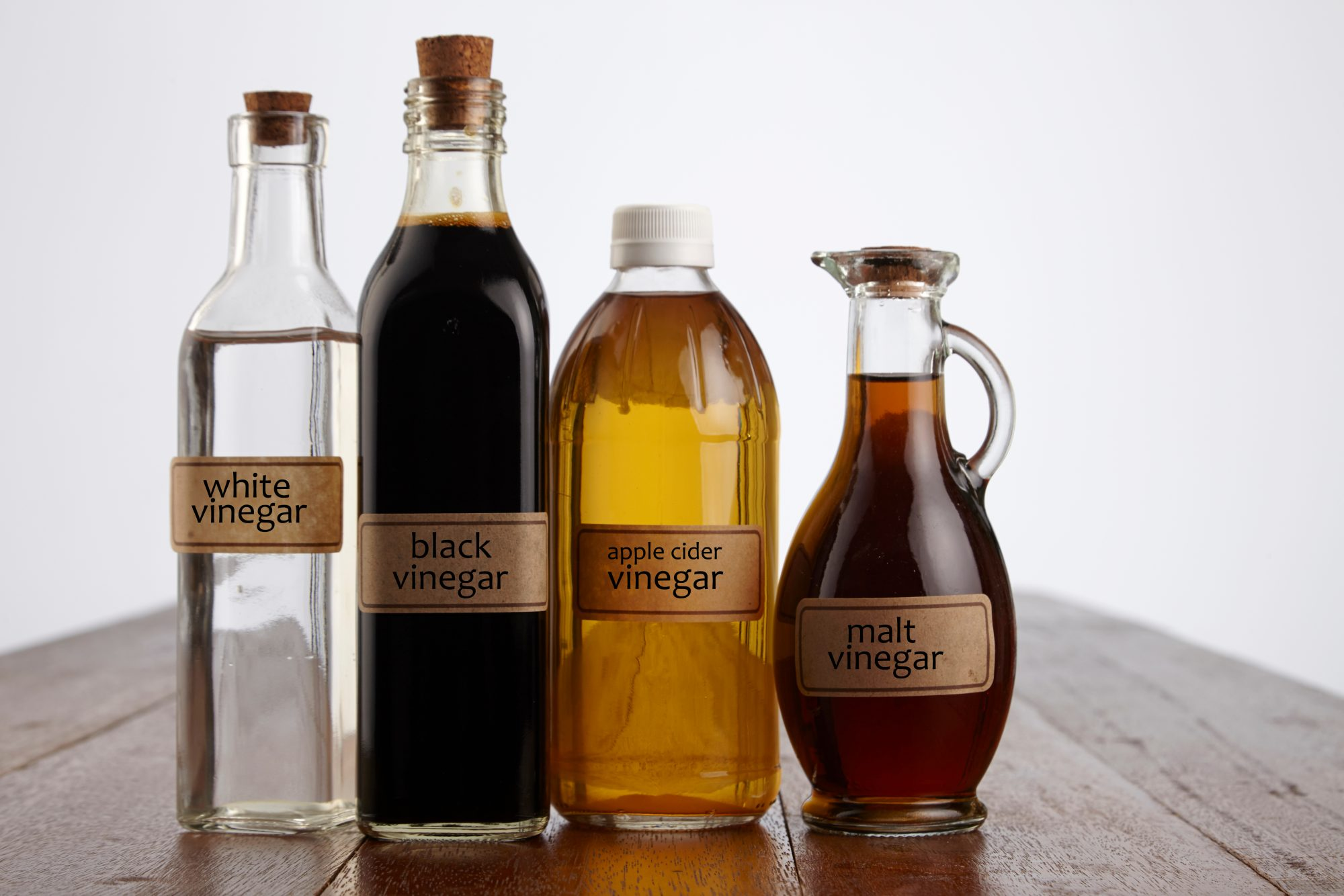 Types of Vinegar Getty 3/12/20
