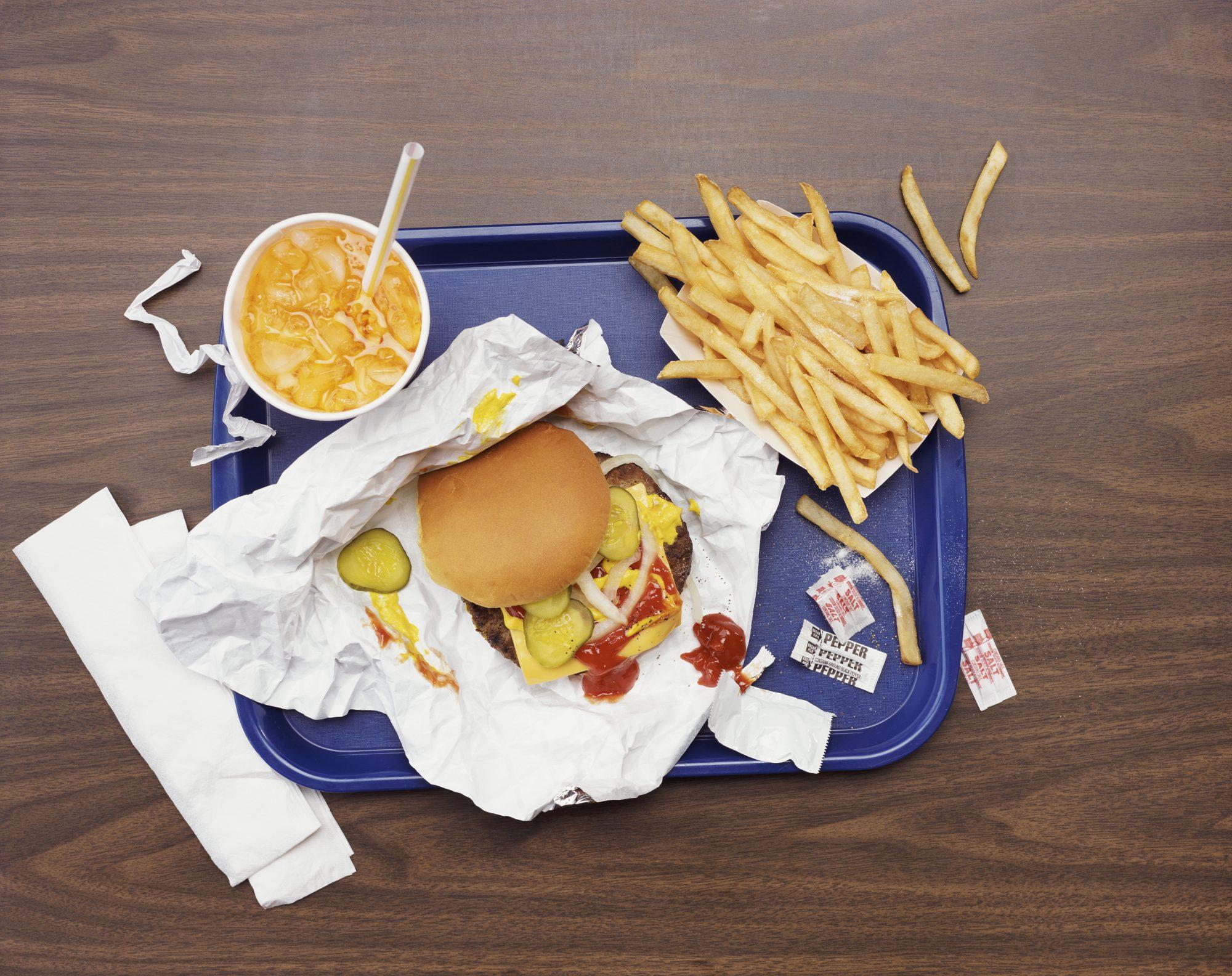 Burgers Getty 3/12/20