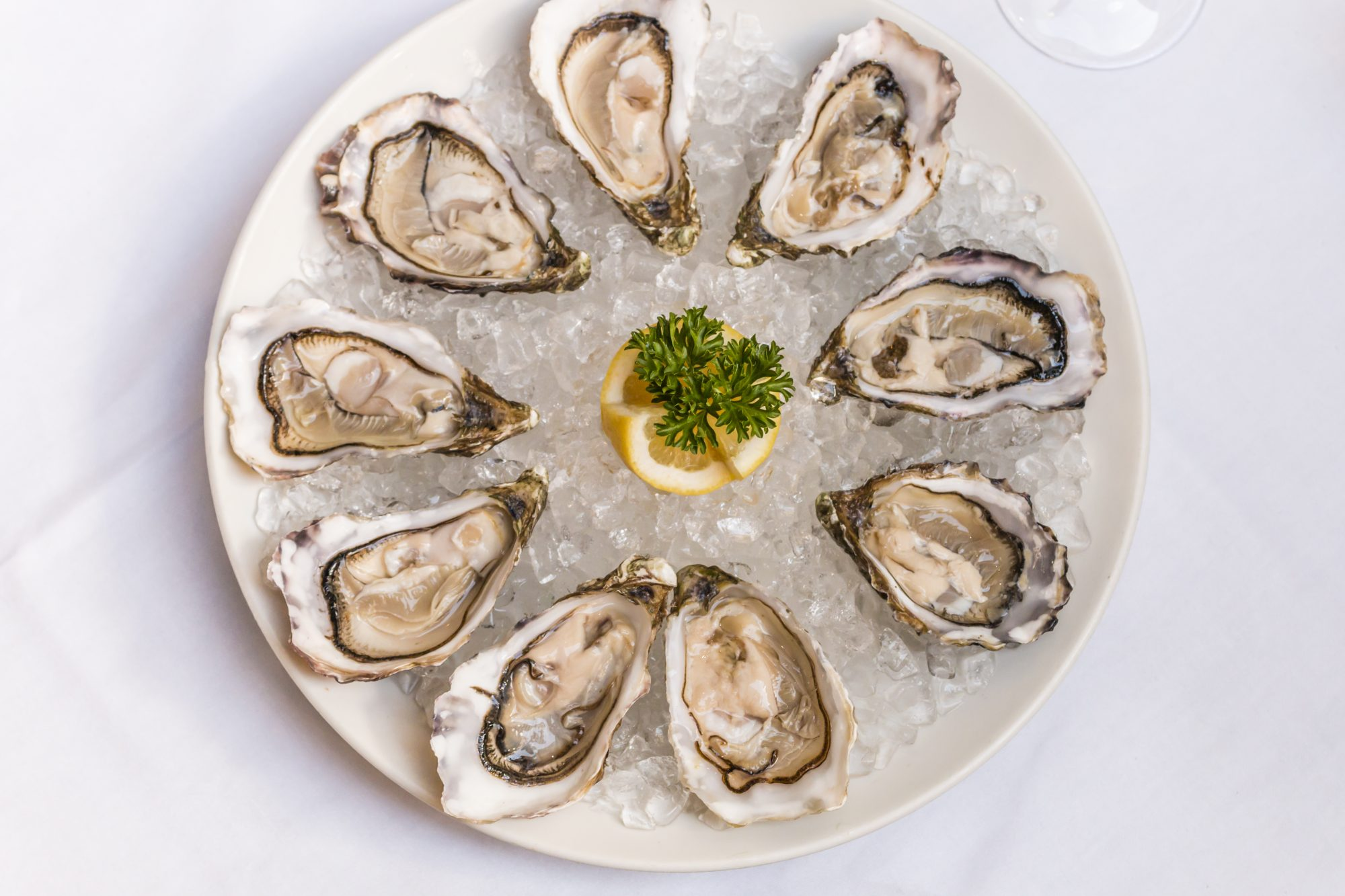 Oysters Getty 3/12/20