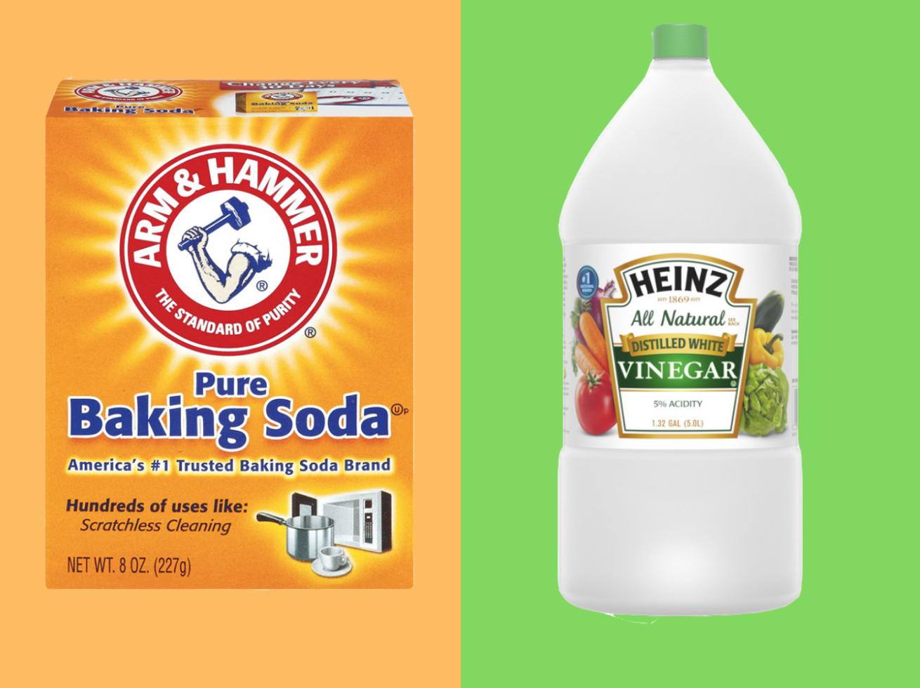 Baking Soda/Vinegar