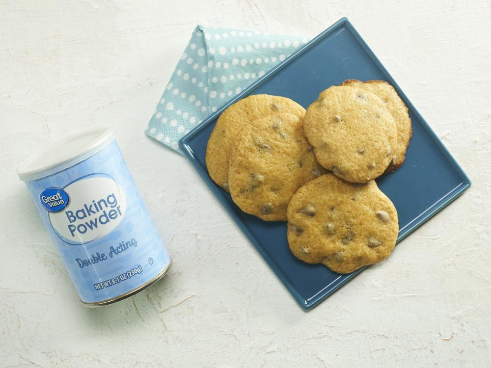 Baking Soda Cookies