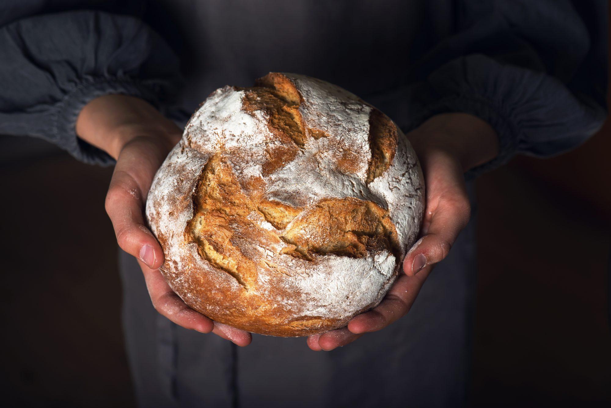Bread Thawed Getty 3/20/20