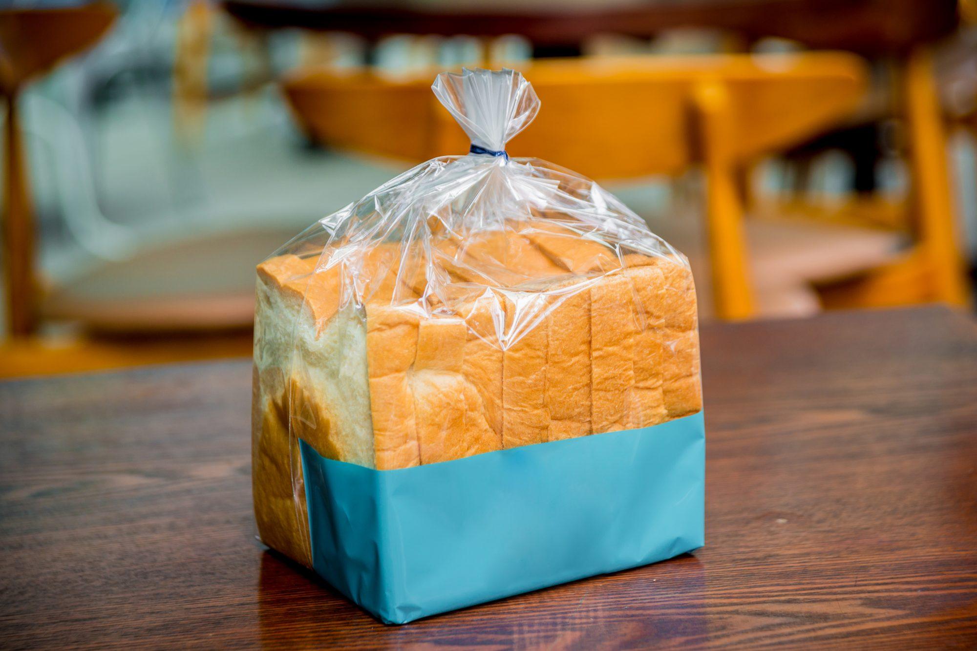 Bread in Plastic Getty 3/20/20