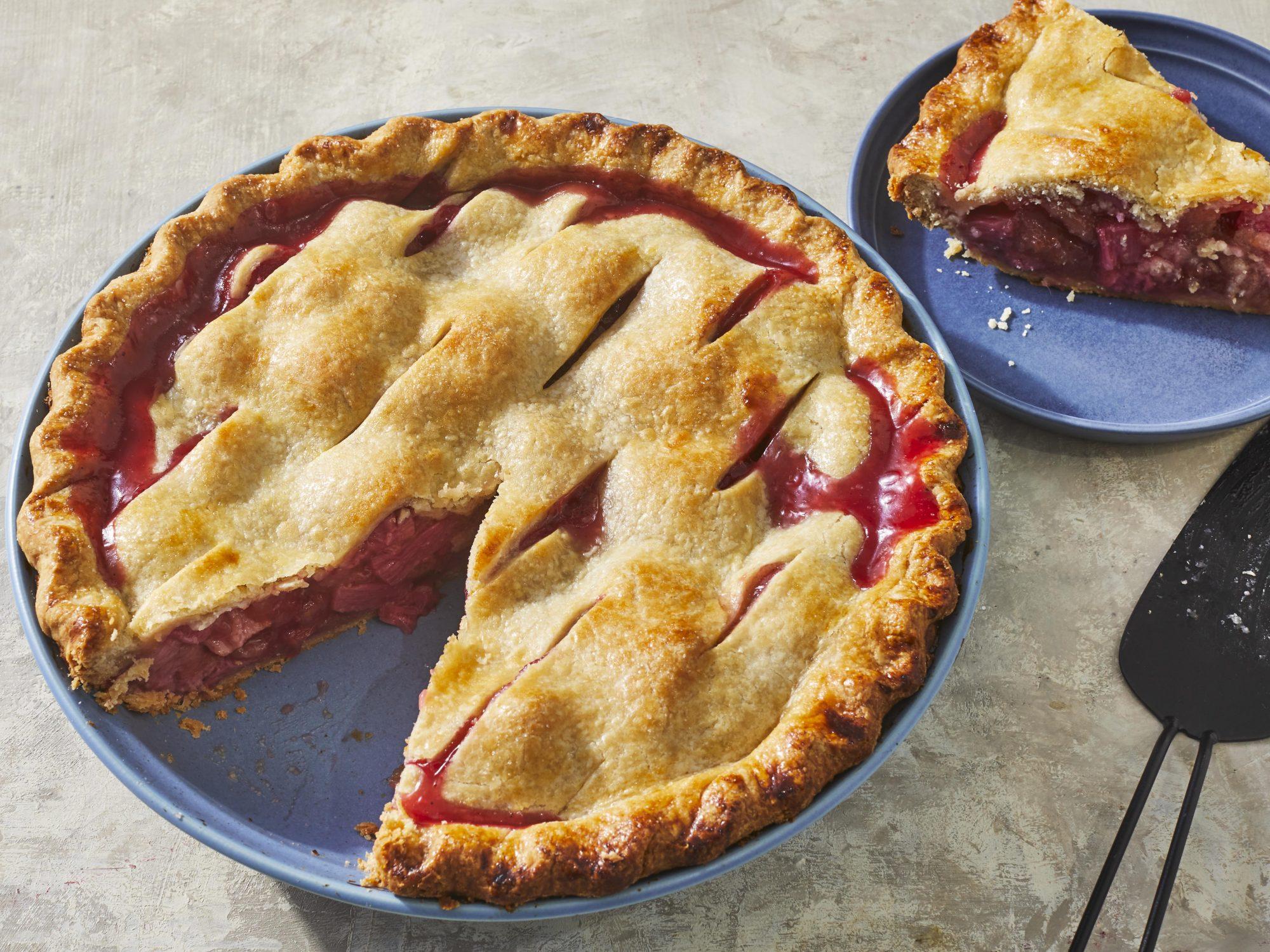 mr - Rhubarb Pie Image