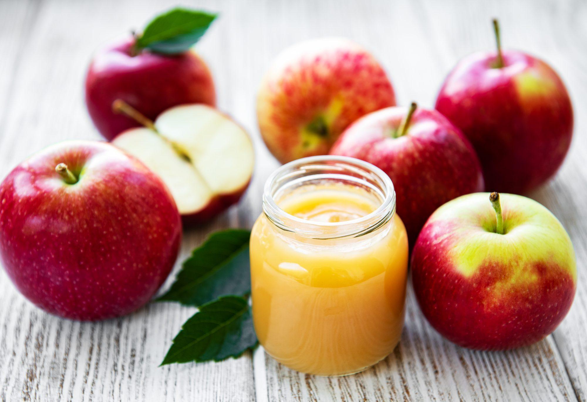 Applesauce Getty 3/23/20