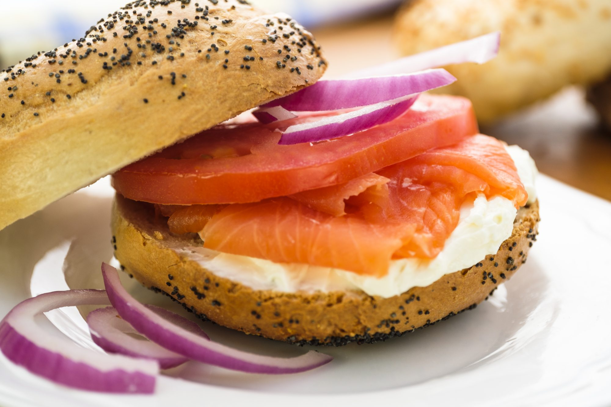Bagel and Lox Getty 3/24/20