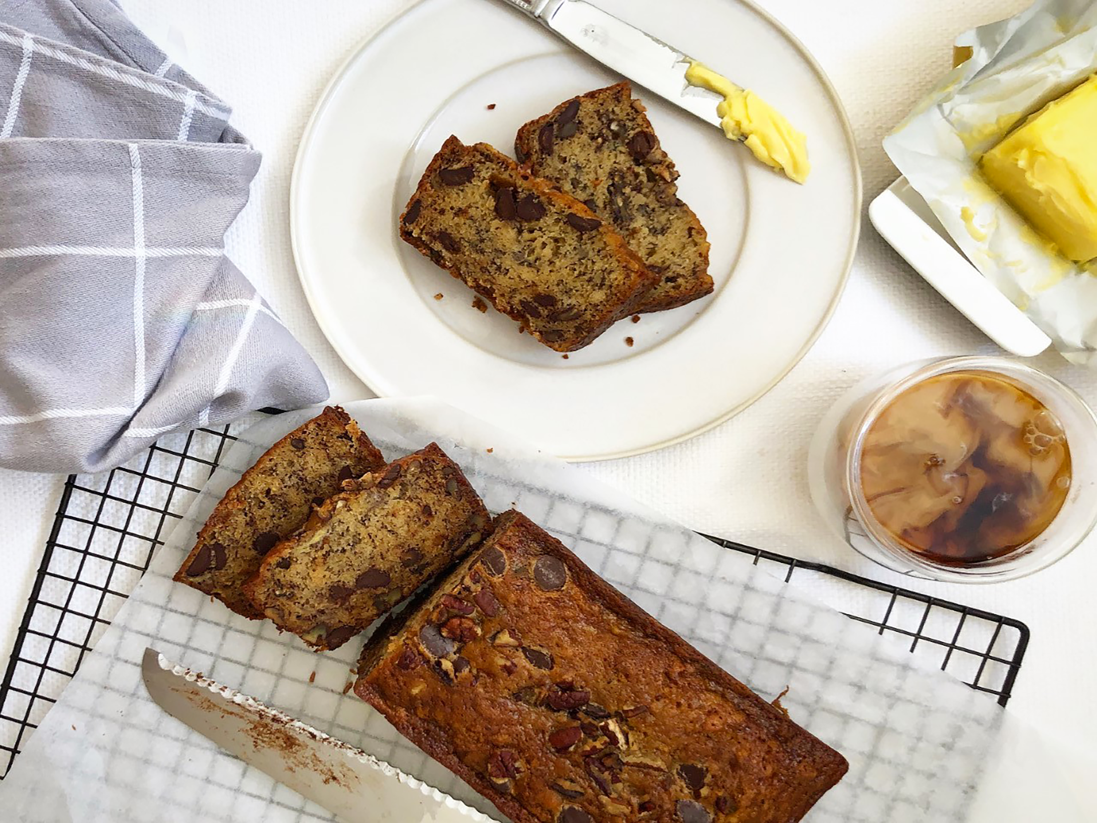 mr - Chocolate Chip Banana Bread Image