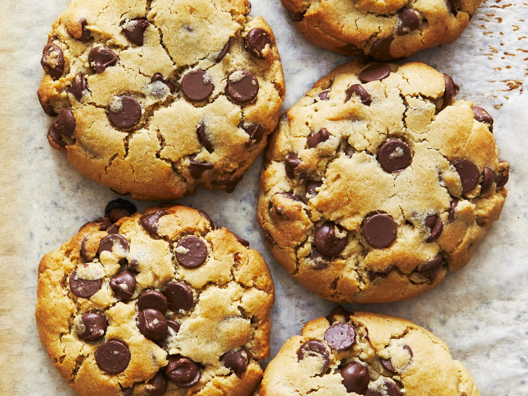 mr-THICK Chocolate Chip Cookies image