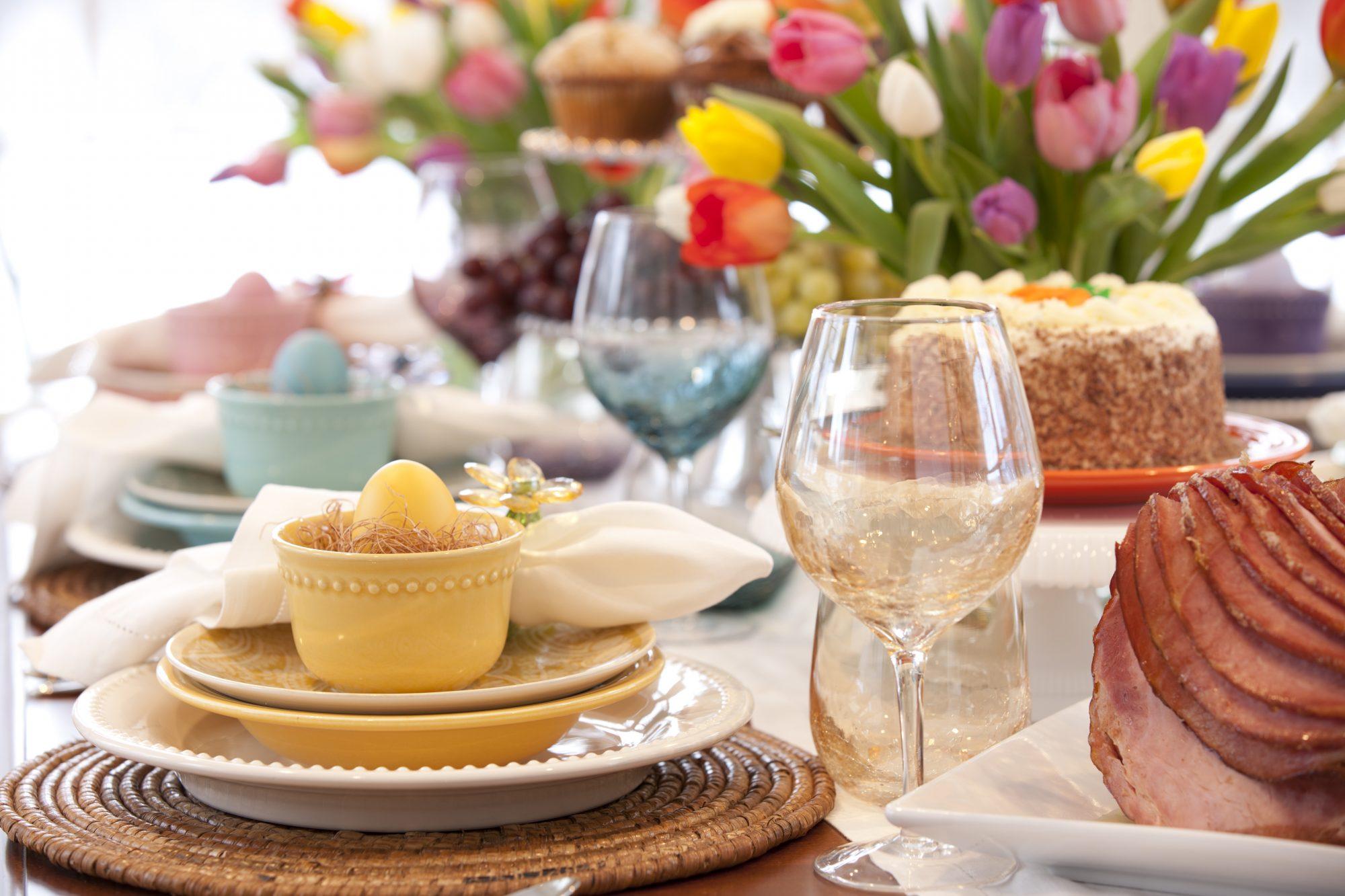 040620_Getty Easter Dinner