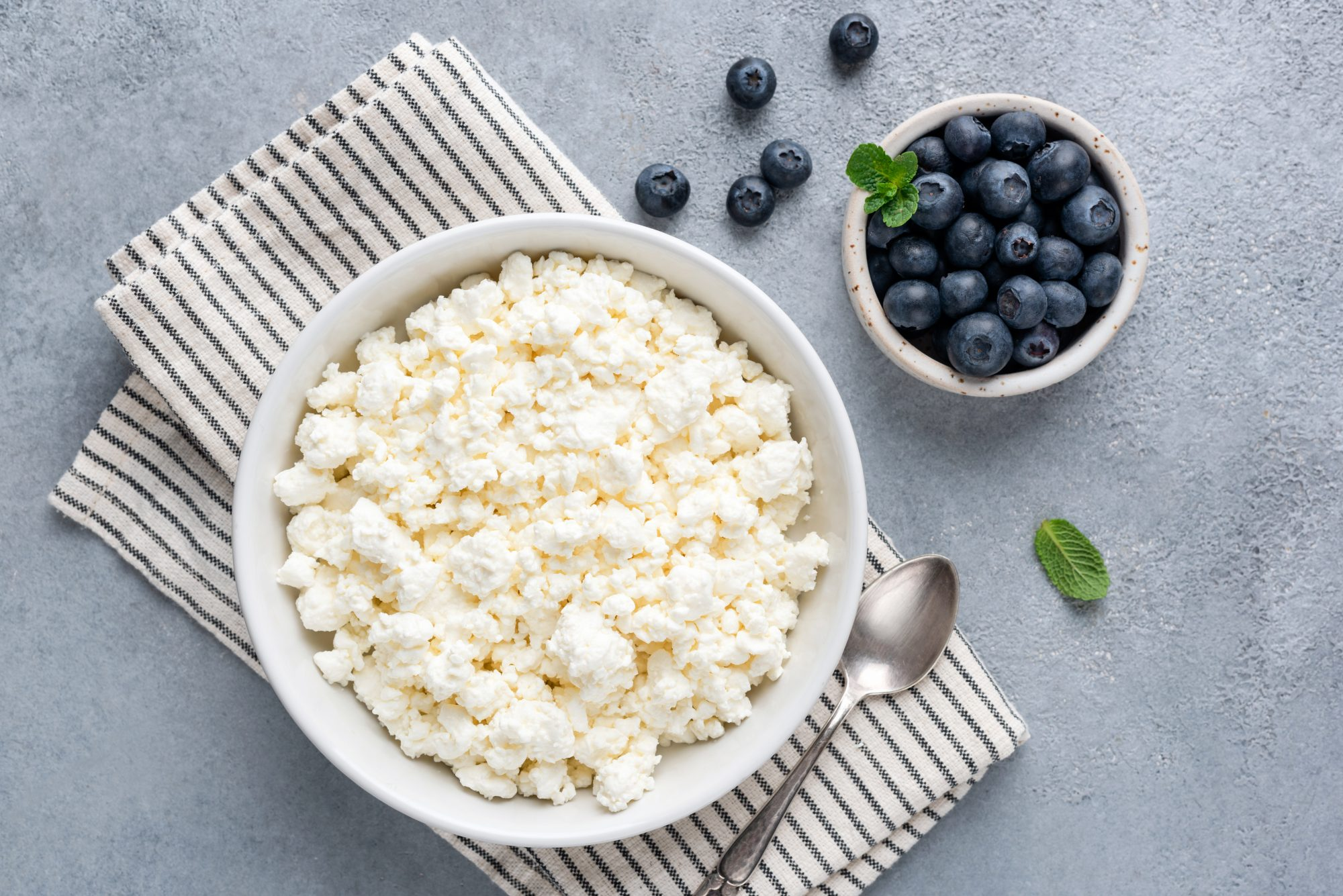 Cottage Cheese Getty 4/10/20