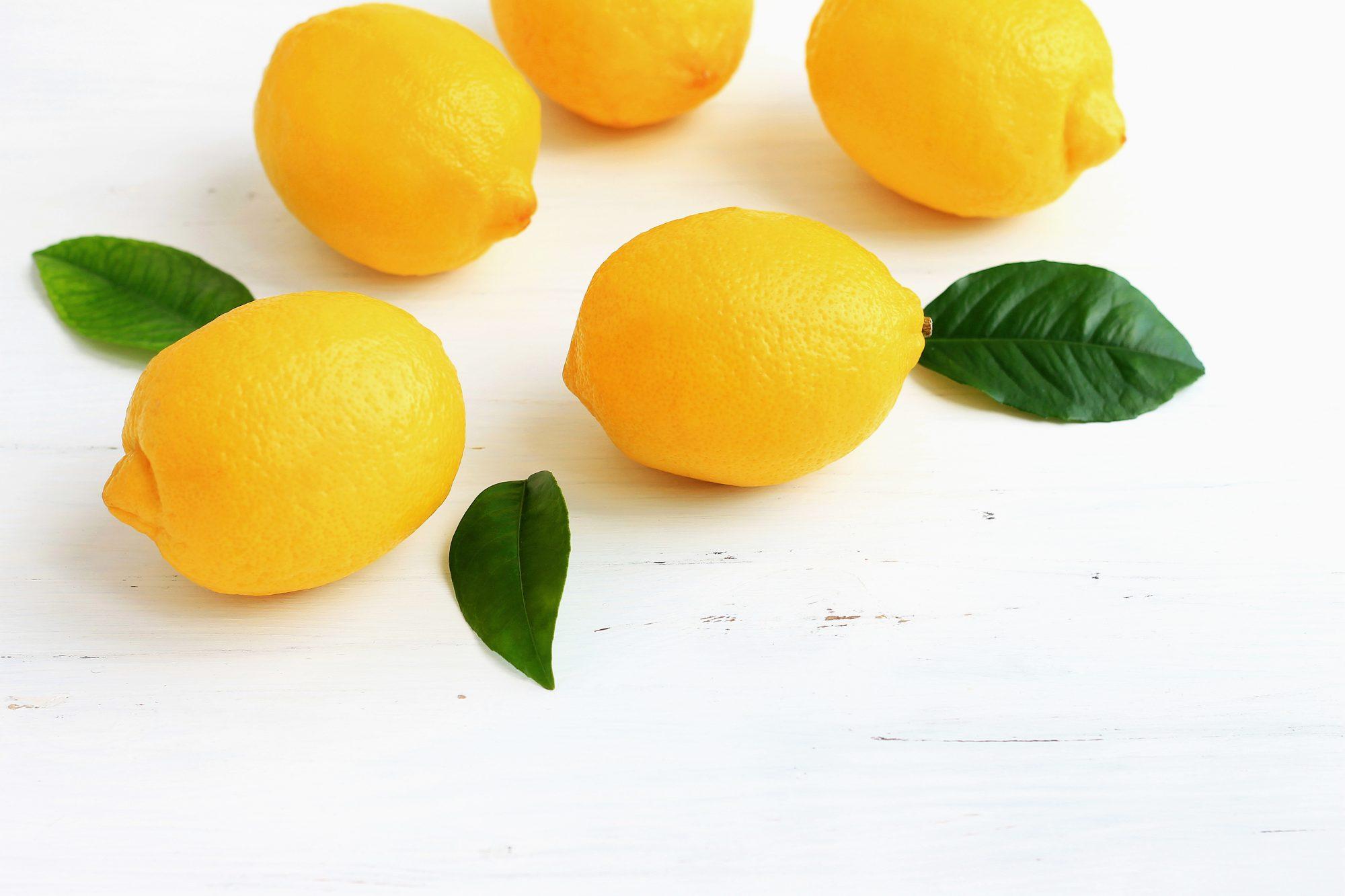 Lemons 2 Getty 4/22/20