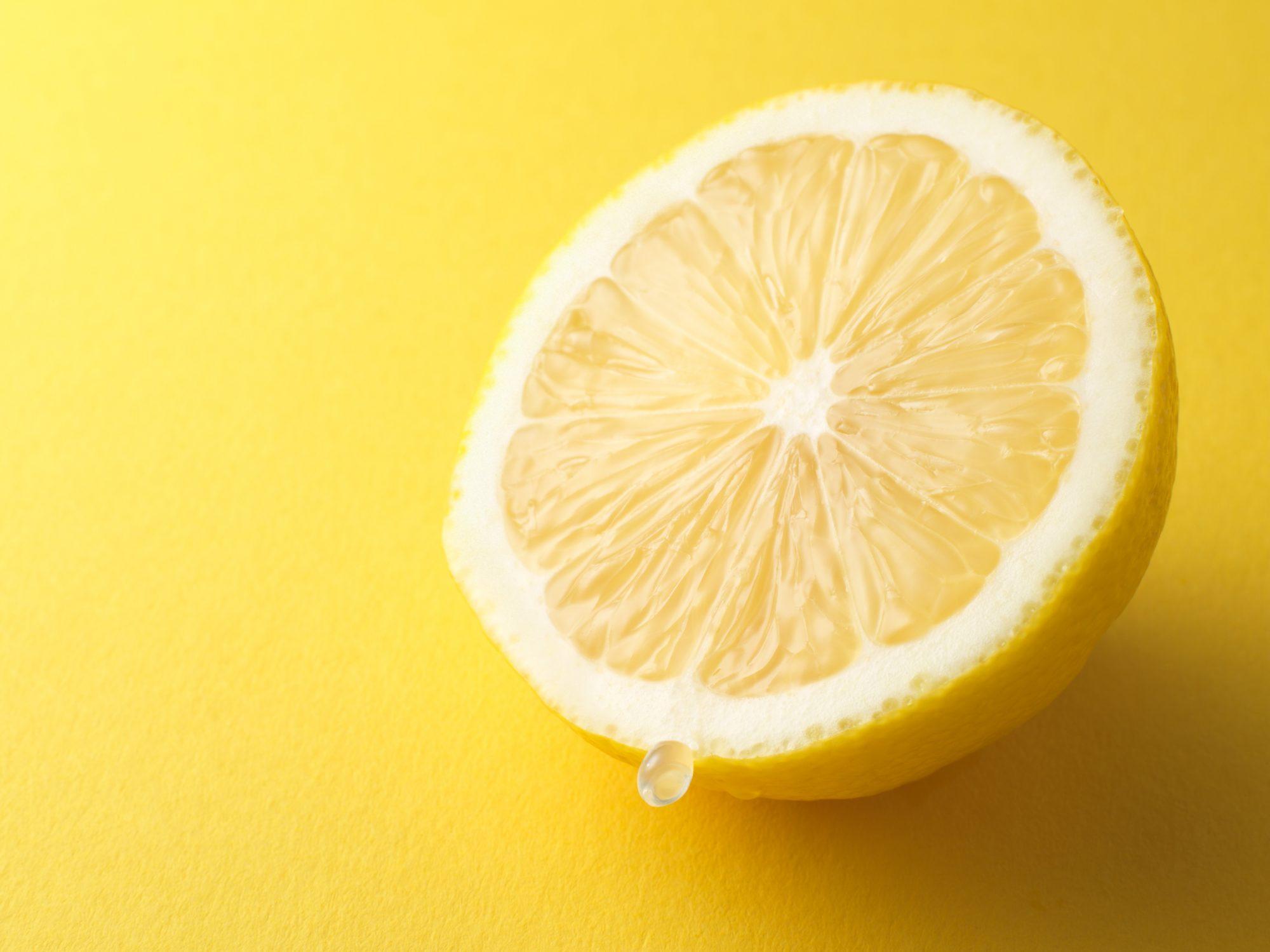Cut Lemon Getty 4/22/20